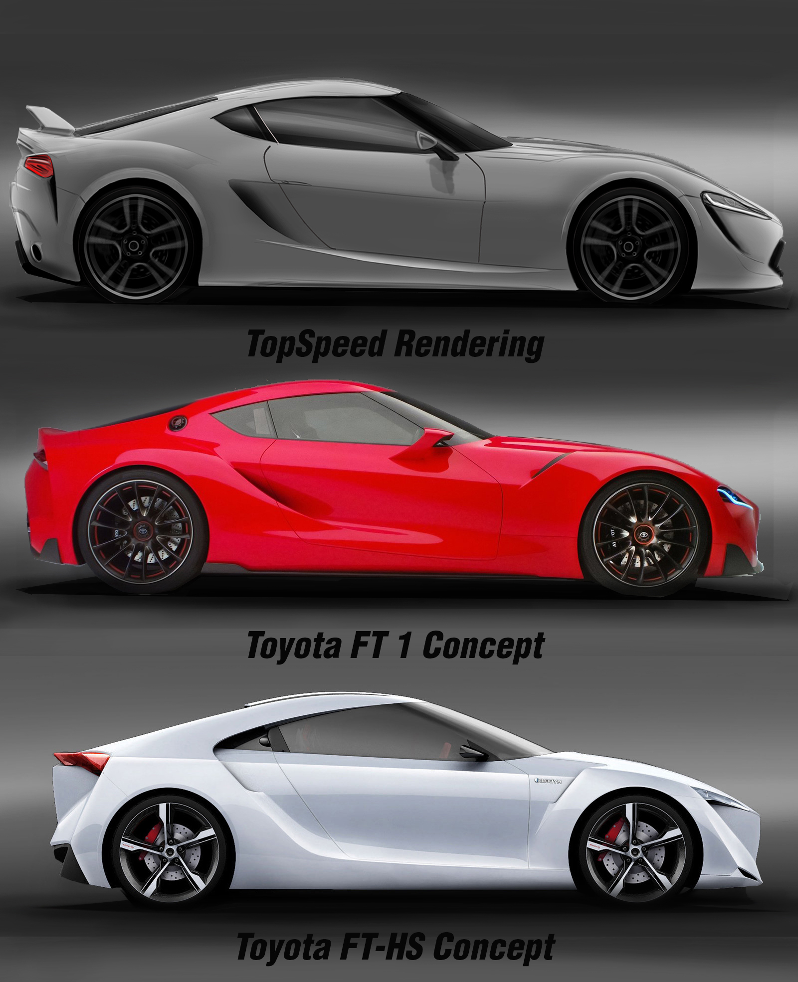Toyota Ft1 Specs >> 2019 Toyota Supra Review - Top Speed