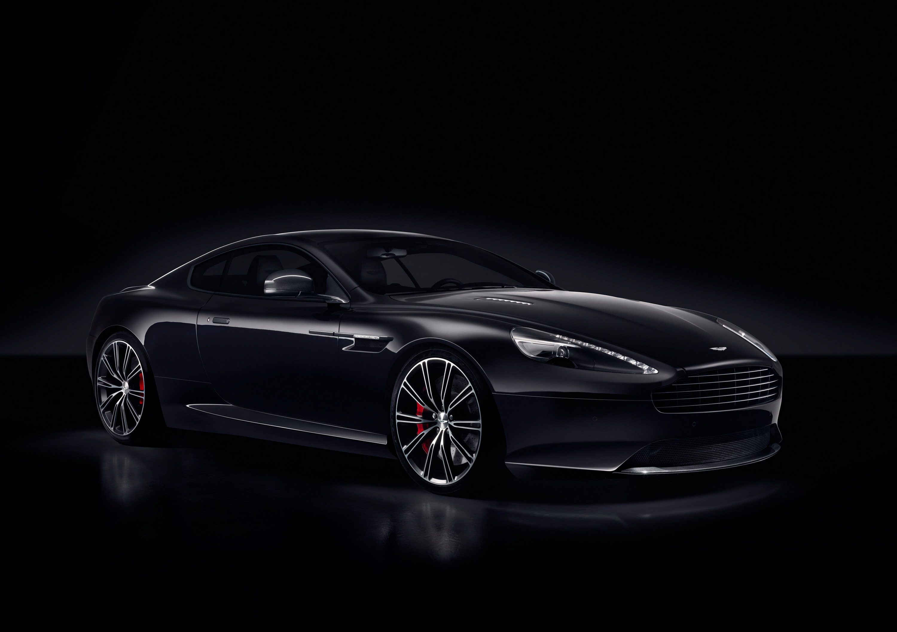 2015 aston martin db9 carbon black & carbon white review - gallery