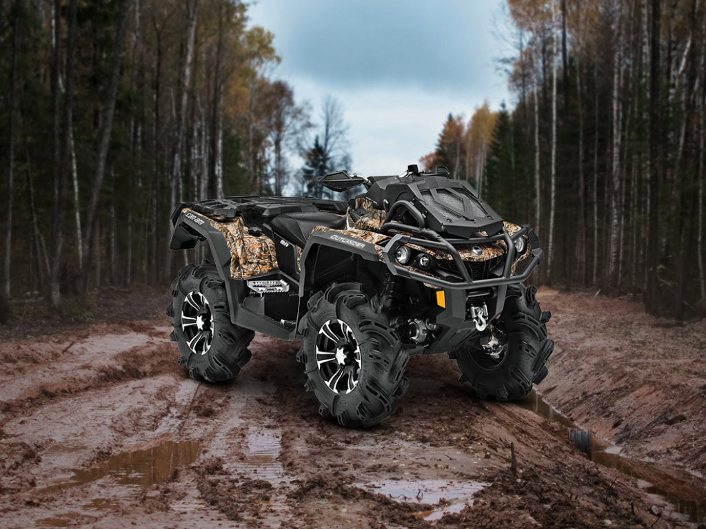 Can Am Outlander 1000 Xmr >> 2014 Can-Am Outlander 1000 X Mr Review - Top Speed