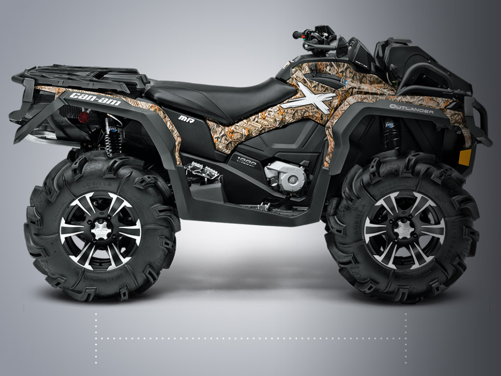 Can Am 1000 Xmr >> 2014 Can-Am Outlander 1000 X Mr Review - Top Speed