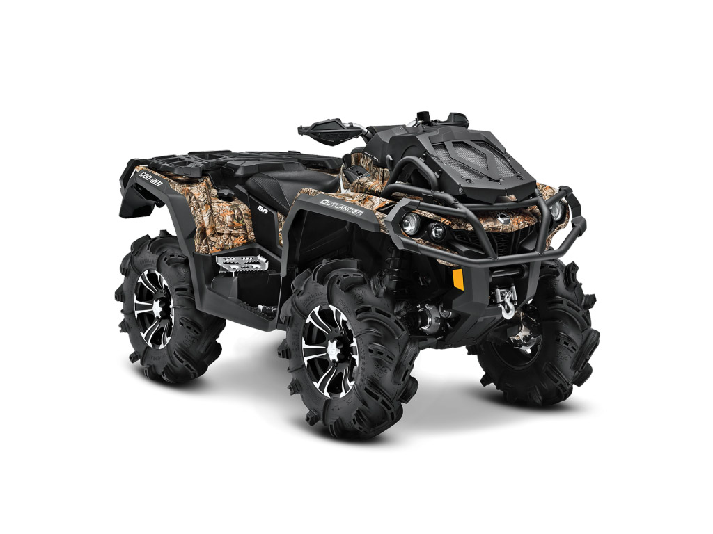 Quad 4 Wheeler >> 2014 Can-Am Outlander 1000 X Mr Gallery 541969 | Top Speed