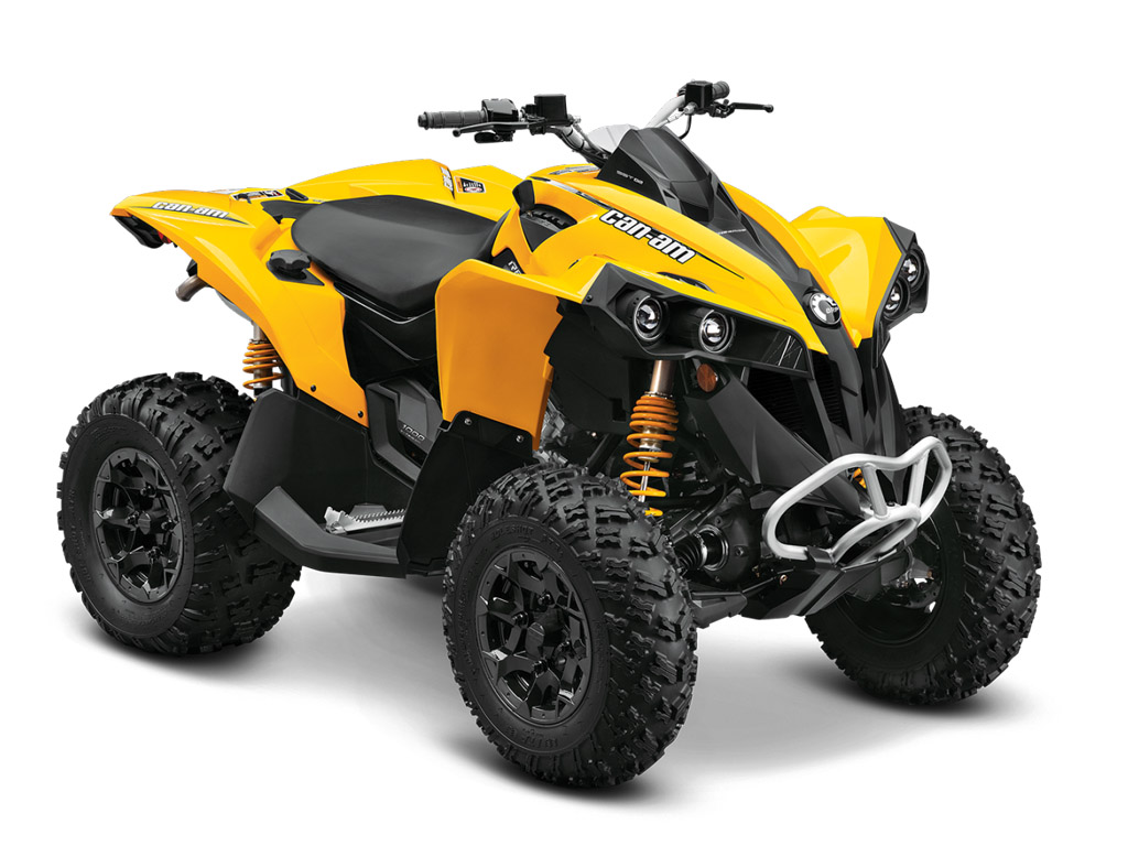 2014 Can Am Renegade Top Speed