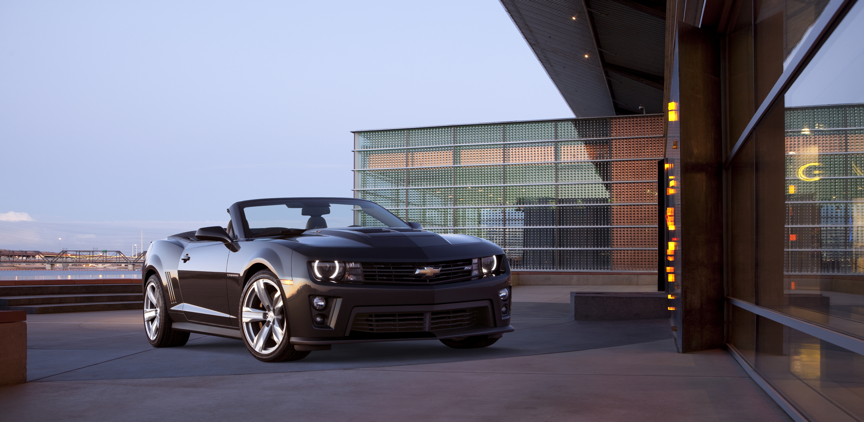 2014   2015 Chevrolet Camaro ZL1 Review   Top Speed. »