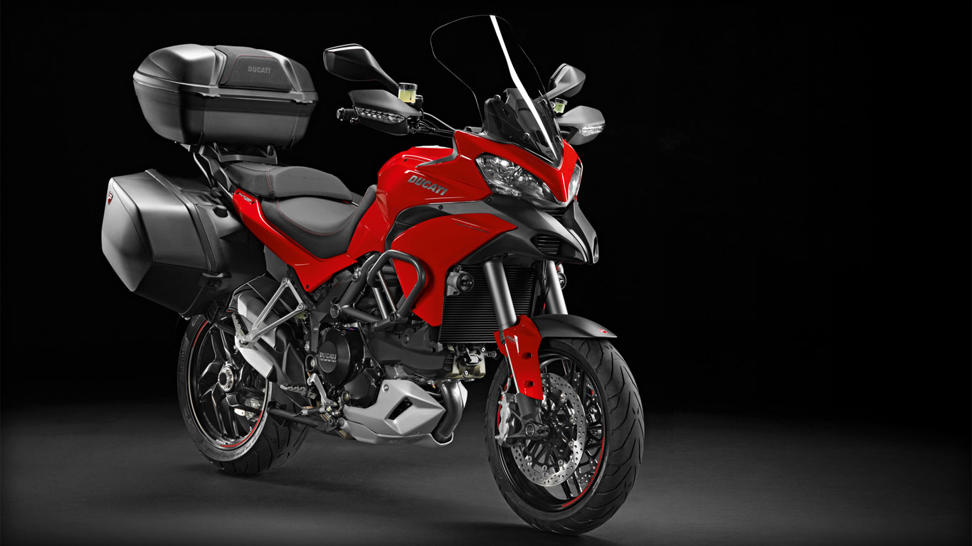 2014 Ducati Multistrada 1200 S Granturismo | Top Speed. »