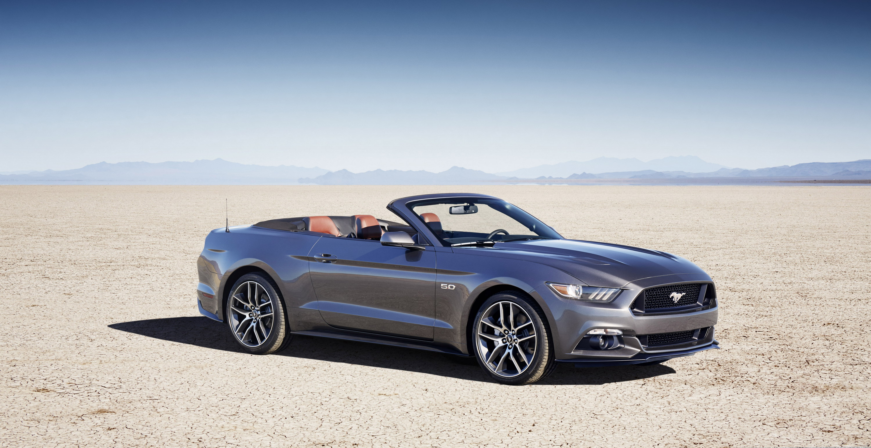 2015 Ford Mustang Convertible Top Speed