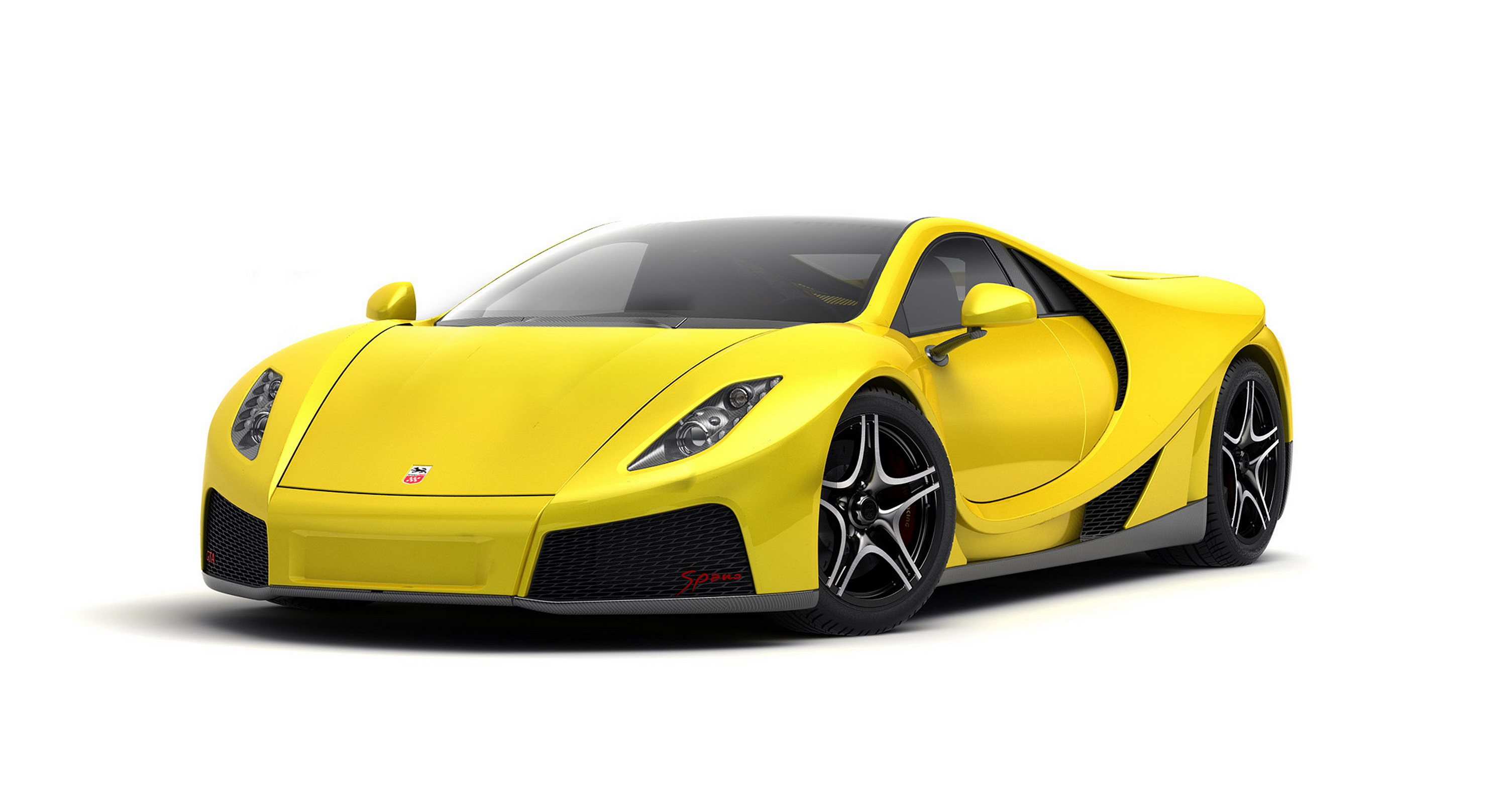 """The GTA Spano Will Make Its Silver-Screen Debut In """"Need ..."""