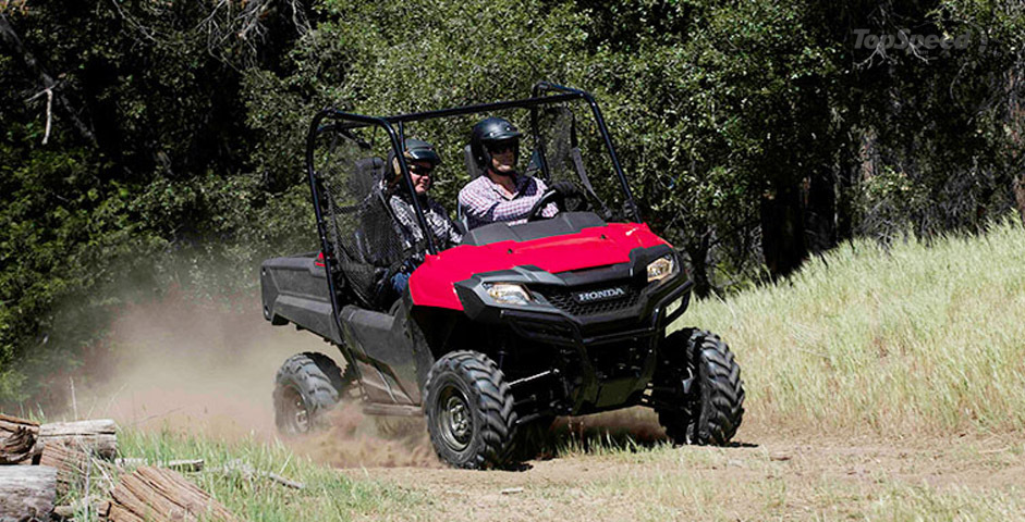 Honda Pioneer 700 4 Top Speed >> 2014 Honda Pioneer 700 - Picture 540379 | motorcycle review @ Top Speed