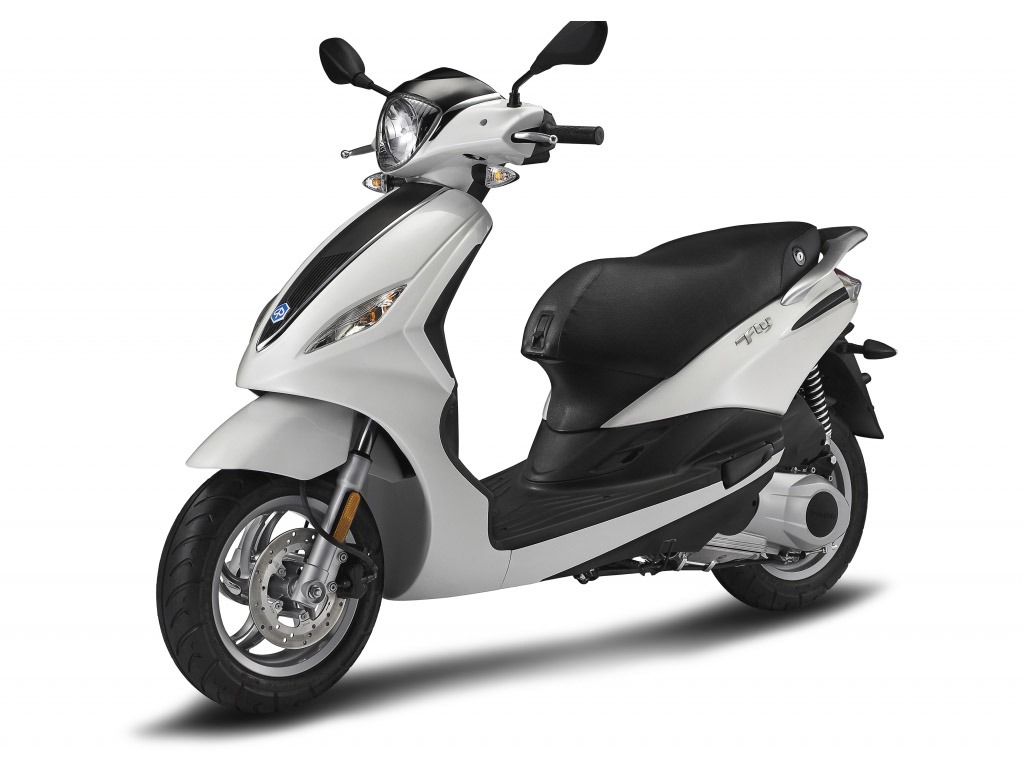 2014 - 2018 Piaggio Fly 50 / Fly 150 | Top Speed