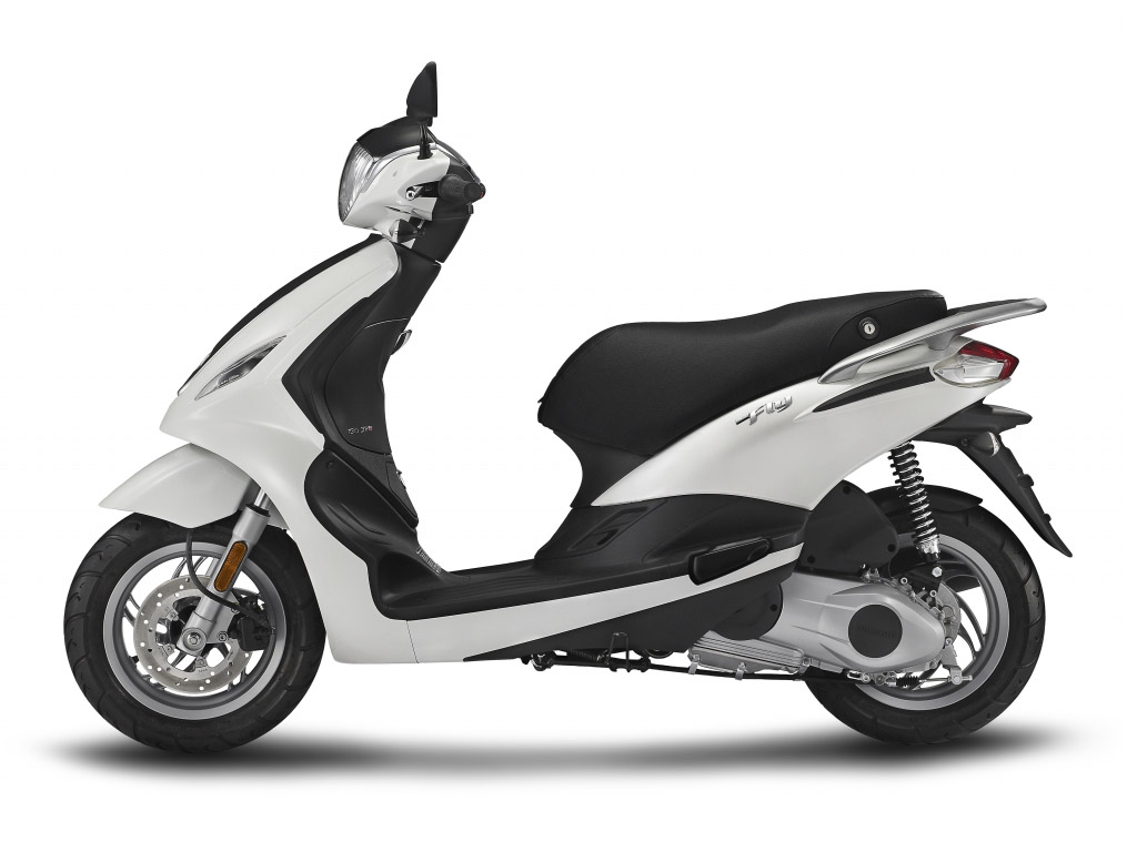 2014 - 2018 Piaggio Fly 50 / Fly 150   Top Speed