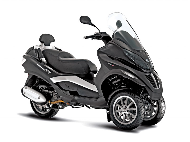 2014 Piaggio Mp3 250 Top Speed