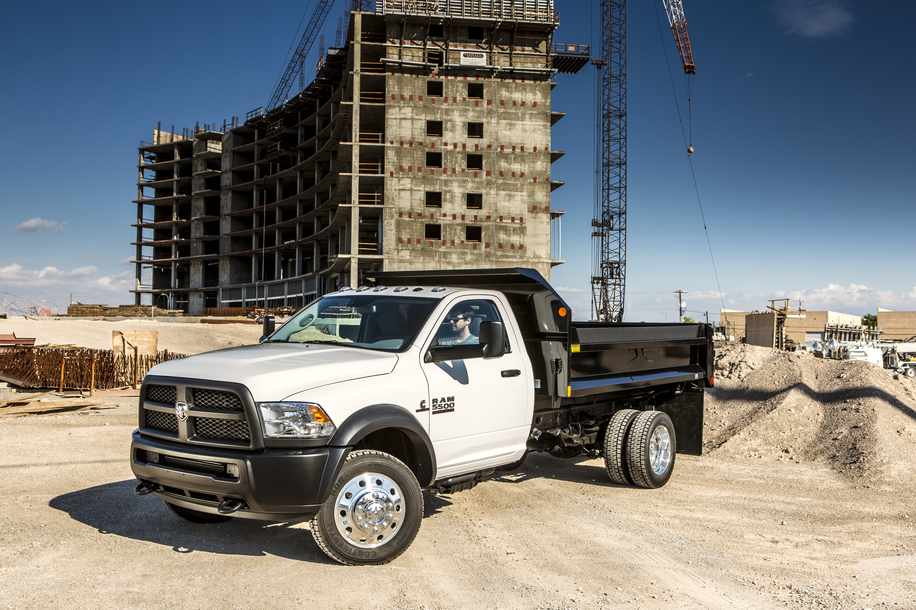 2014 Ram 4500/5500 Chassis Cab | Top Speed. »