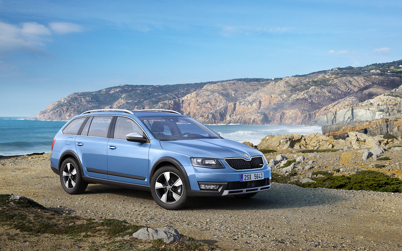 2014 skoda octavia scout review gallery top speed. Black Bedroom Furniture Sets. Home Design Ideas