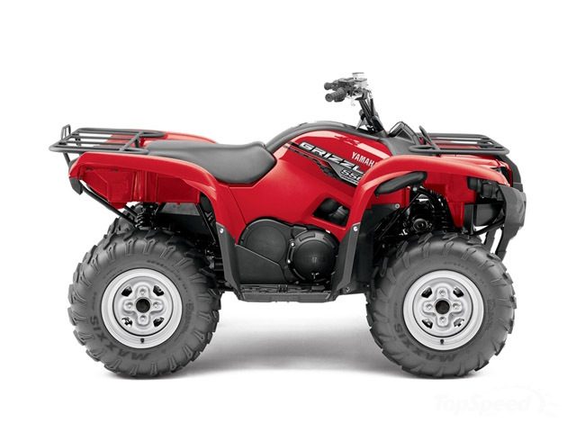 2014 Yamaha Grizzly 550 FI Auto 4x4 EPS - Picture 541366 | motorcycle ...