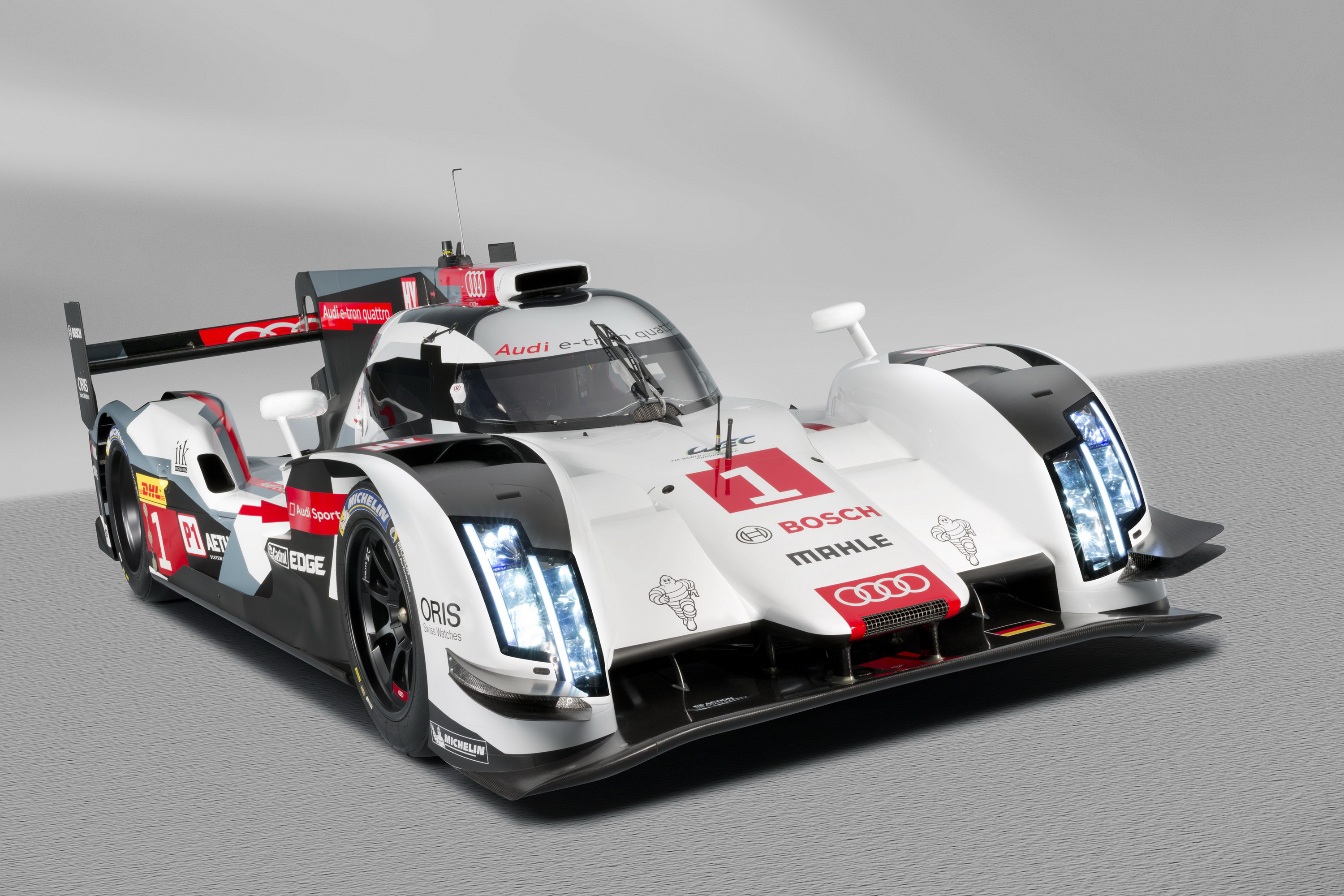 2014 Audi R18 E-tron Quattro LMP1 | Top Speed