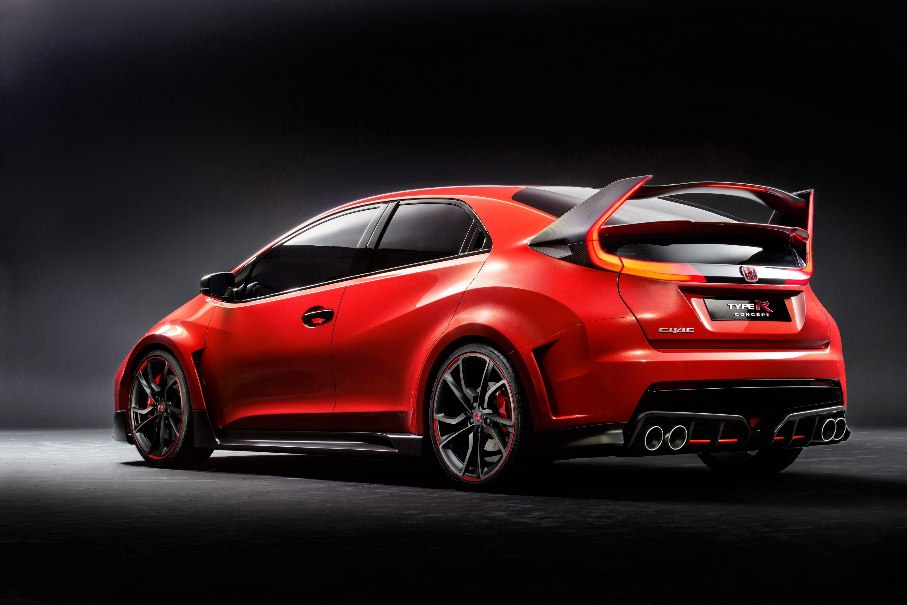 2014 Honda Civic Type R Concept Gallery 544699 | Top Speed