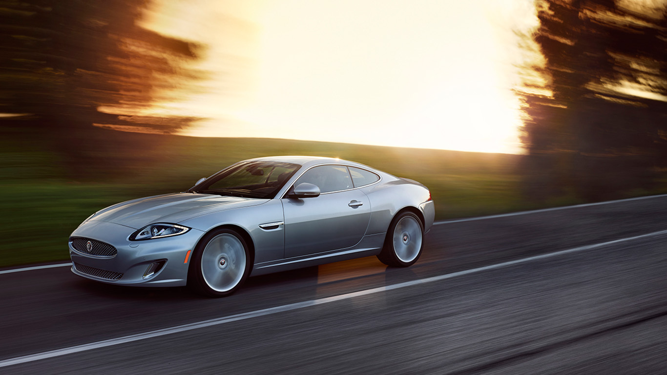 2014   2015 Jaguar XK Coupe | Top Speed. »