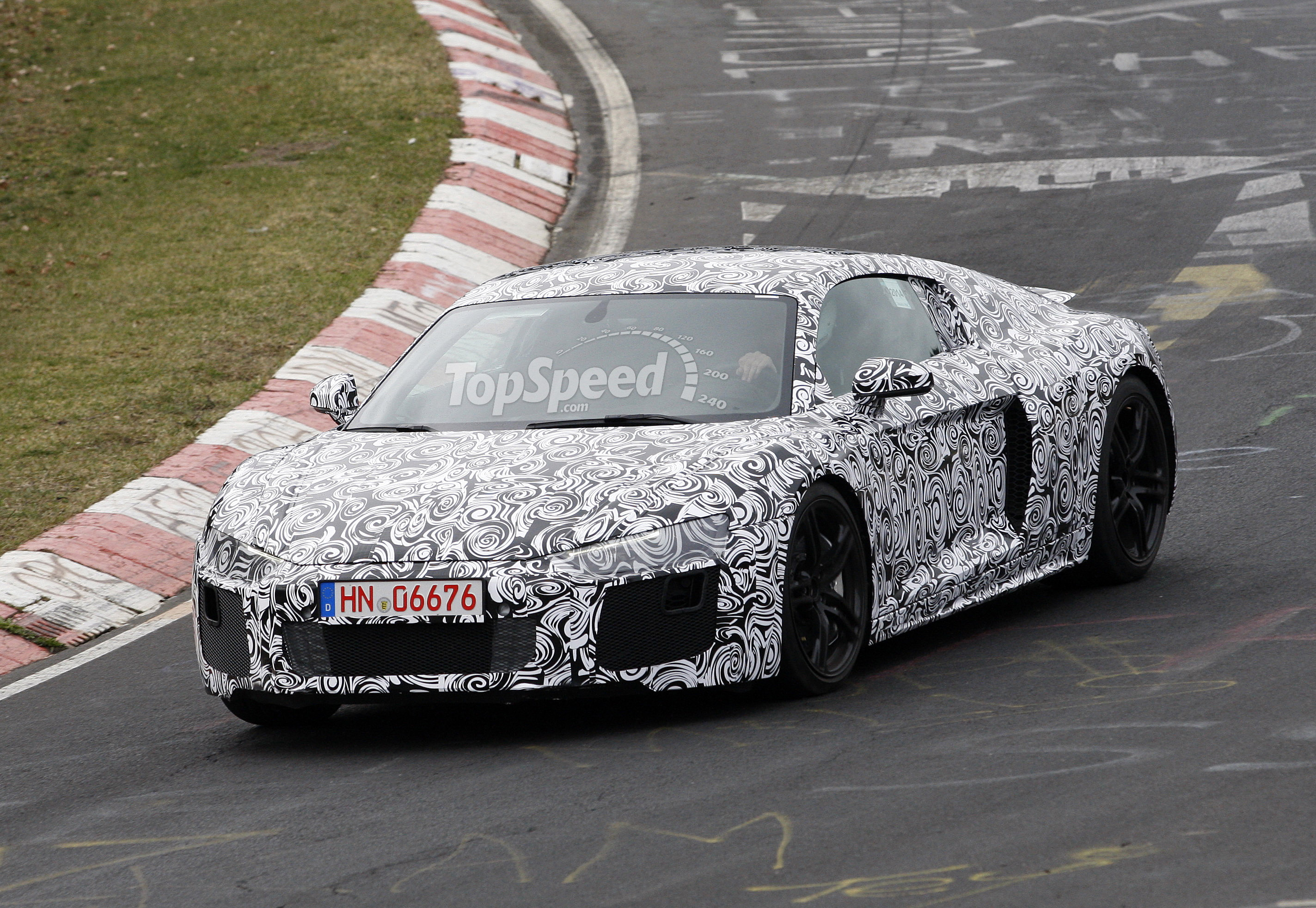 2017 - 2018 Audi R8 Review - Top Speed