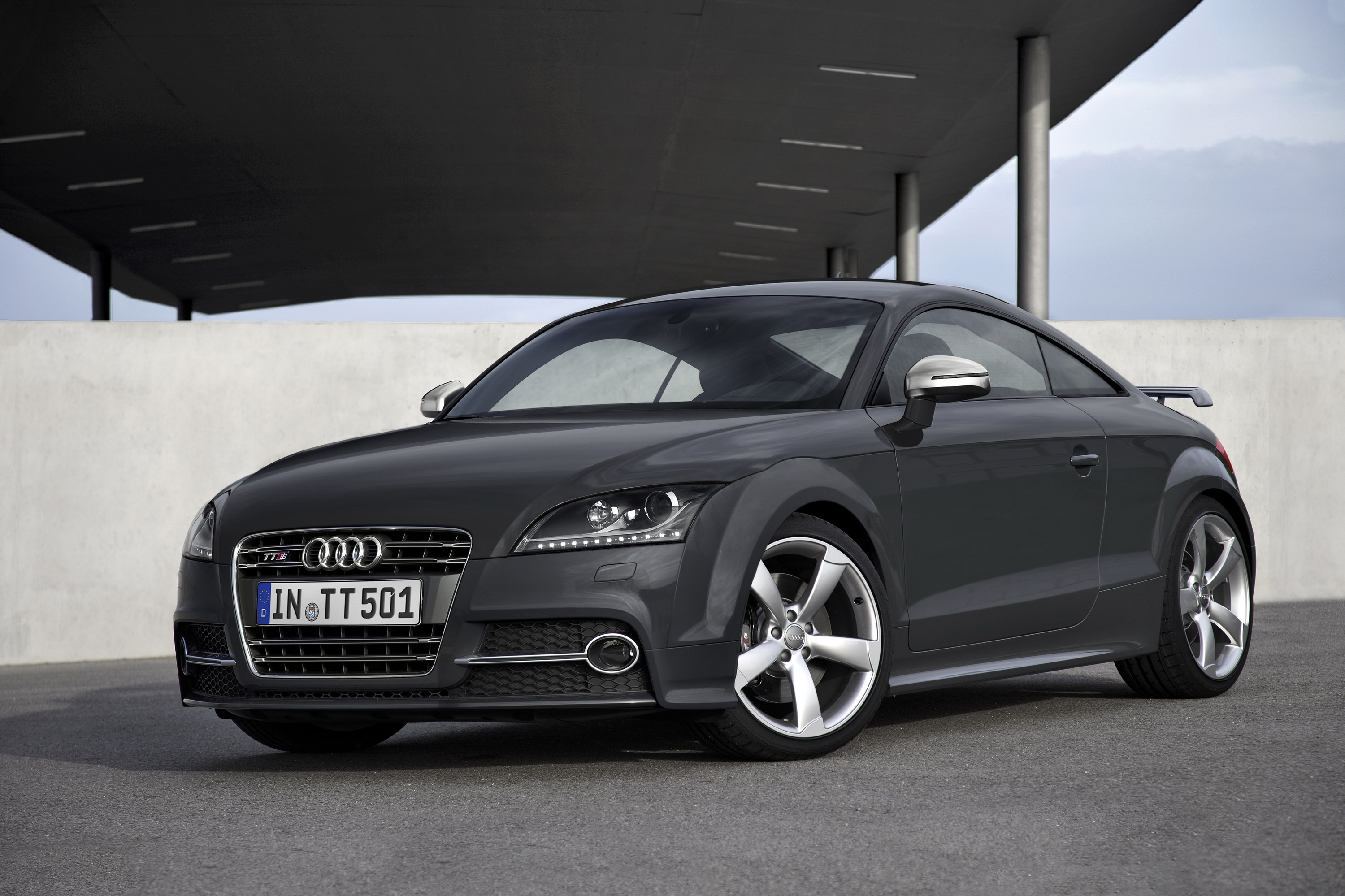 2015 Audi TT | Top Speed. »
