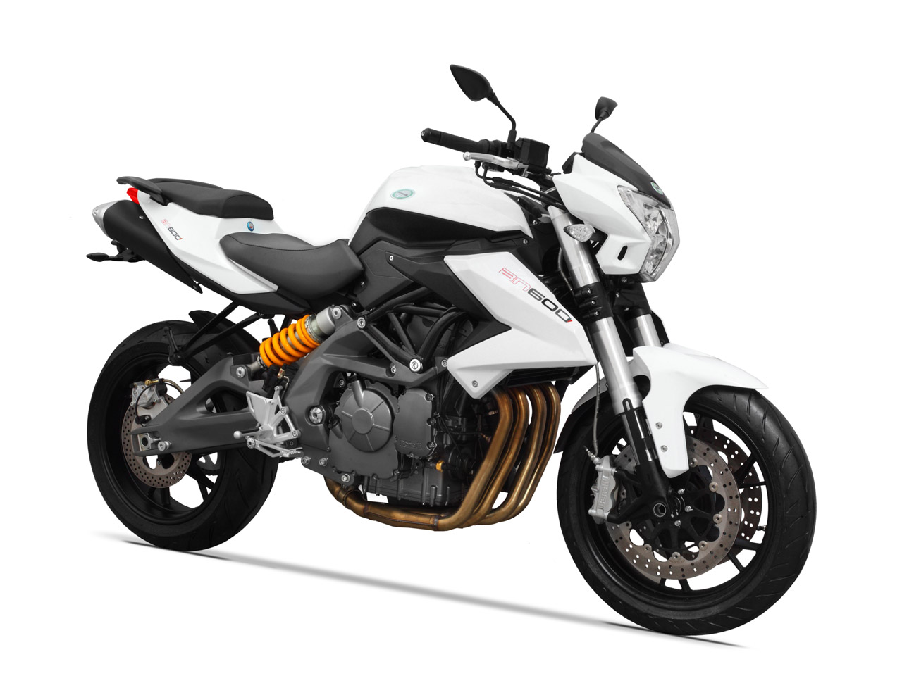 2014 Benelli BN600I Pictures, Photos, Wallpapers.