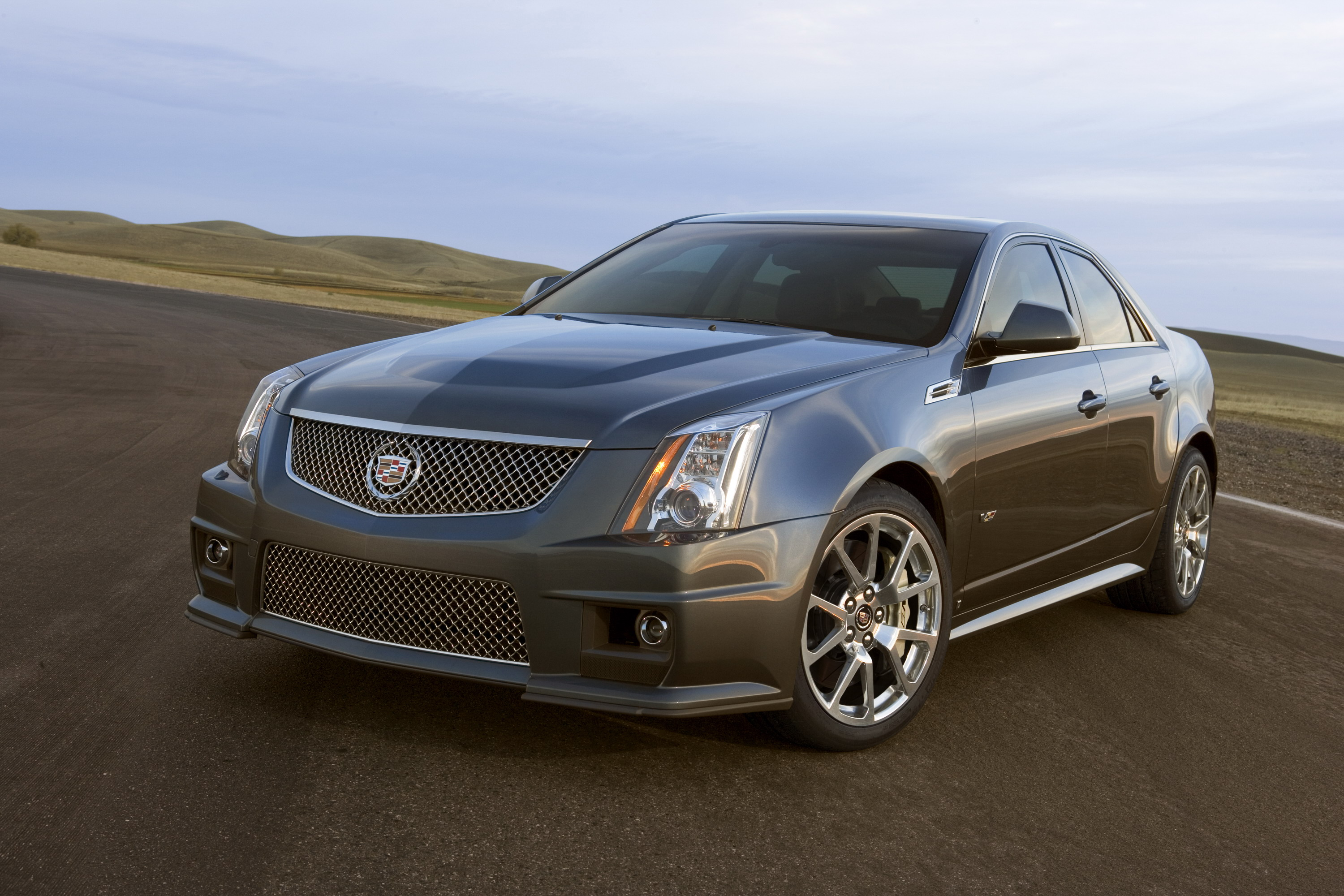 2014 Cadillac Cts V Sedan Top Speed
