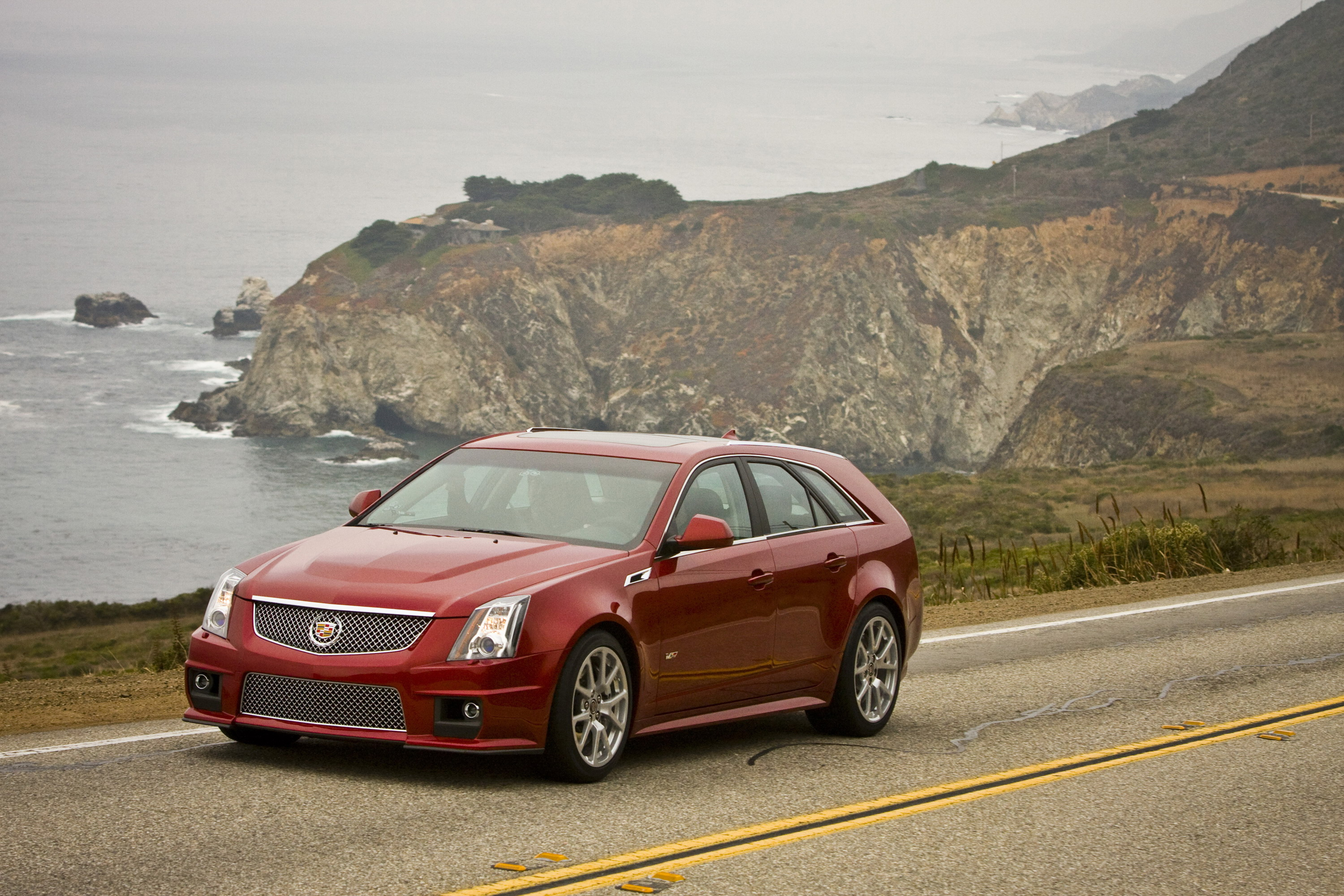 2014 Cadillac Cts V Wagon Gallery 545934 Top Speed