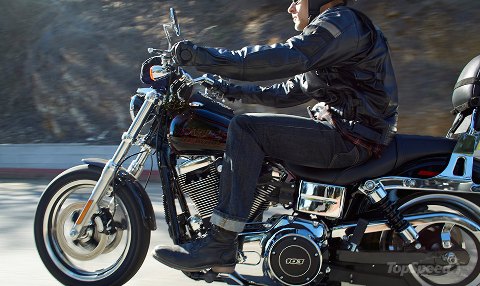 2014 Harley Davidson Dyna Low Rider Picture 545473