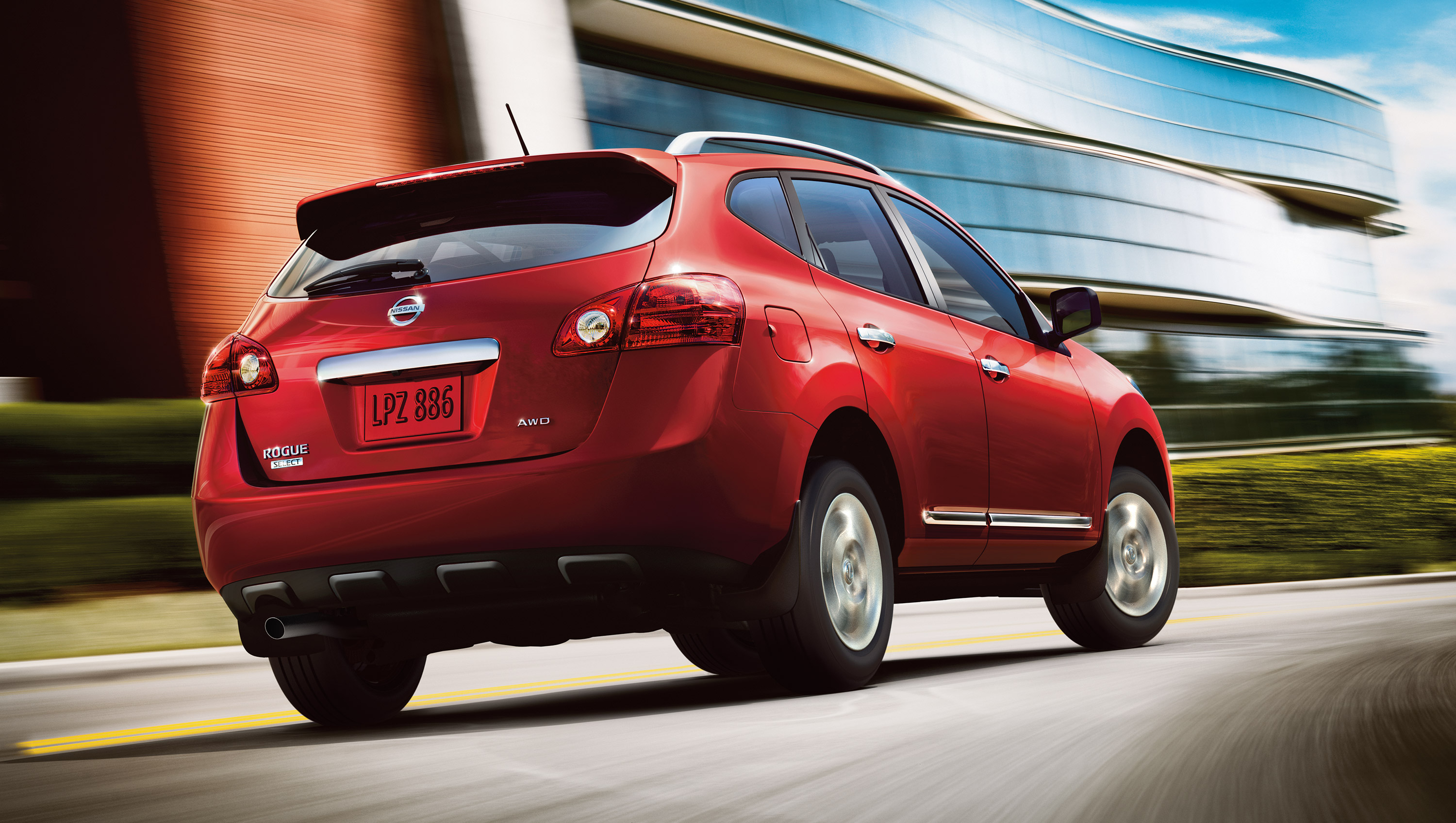 select rogue nissan speed top cars