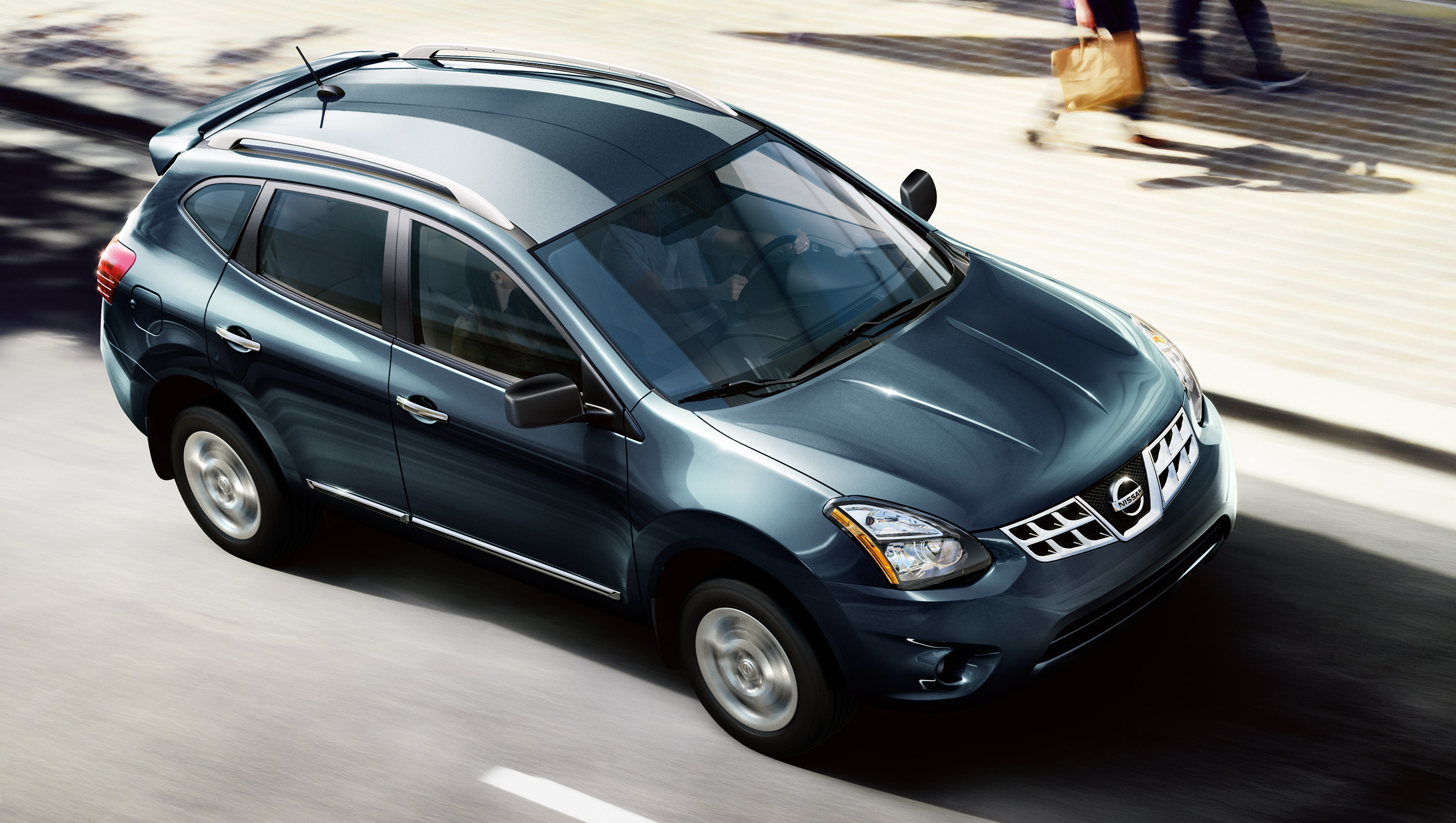 Nissan Rogue Select >> 2014 Nissan Rogue Select Review - Top Speed