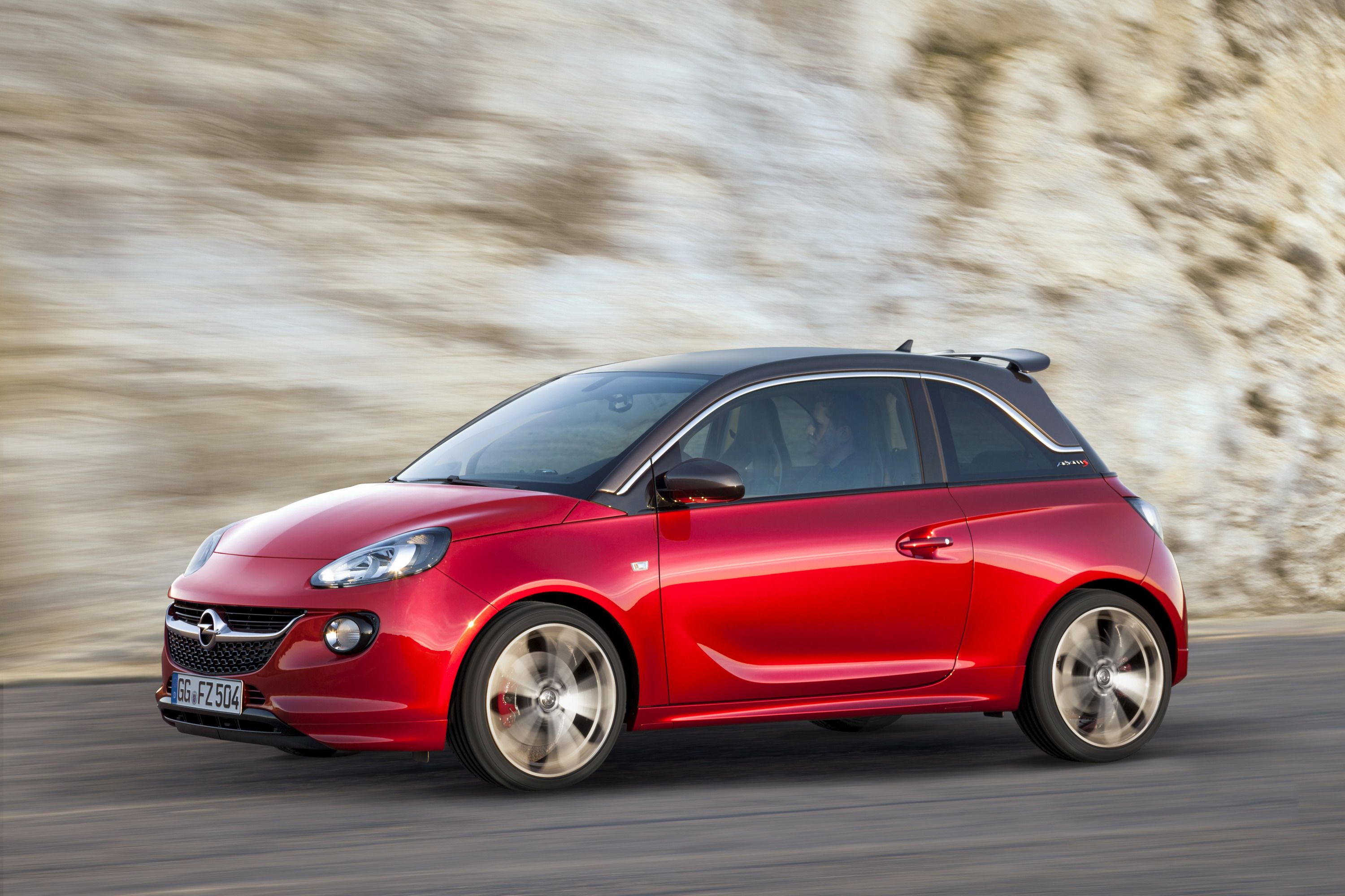 2014 opel adam s pictures photos wallpapers top speed. Black Bedroom Furniture Sets. Home Design Ideas