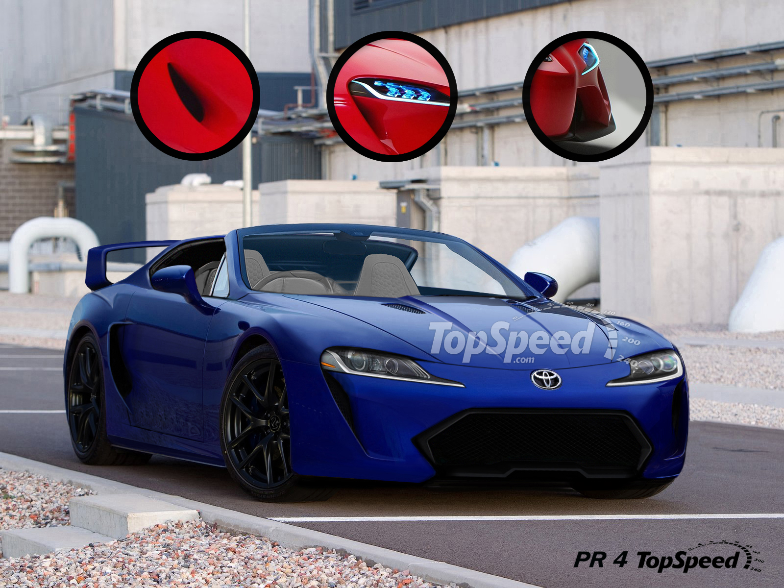 Toyota Supra 2016 >> 2016 Toyota Supra Convertible Gallery 545591 Top Speed