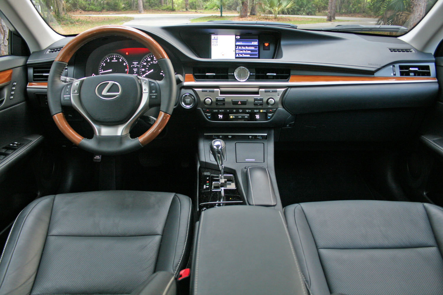 2014 Lexus ES 350   Driven | Top Speed. »