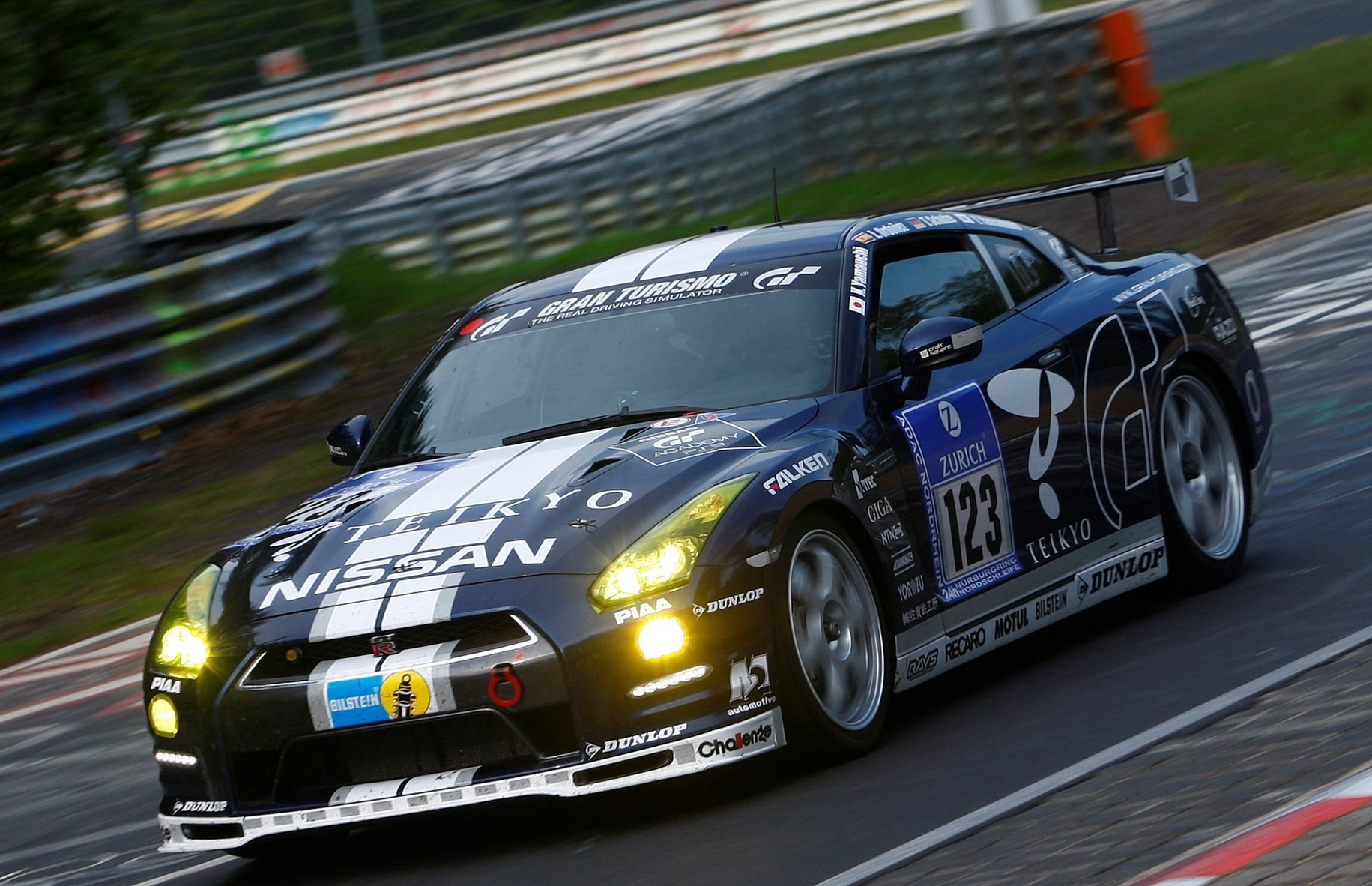 2014 Nissan GT R NISMO GT3 | Top Speed. »