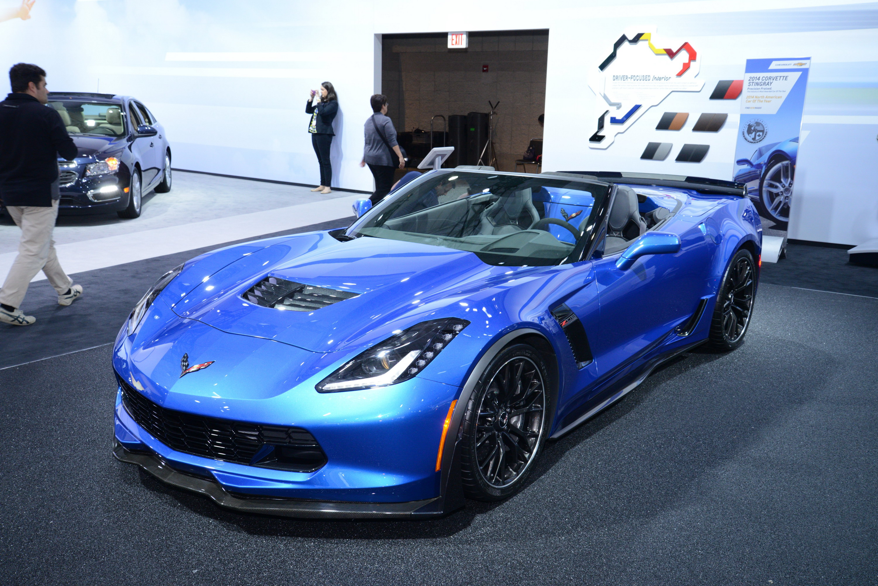 2015 Chevrolet Corvette Z06 Convertible | Top Speed. »
