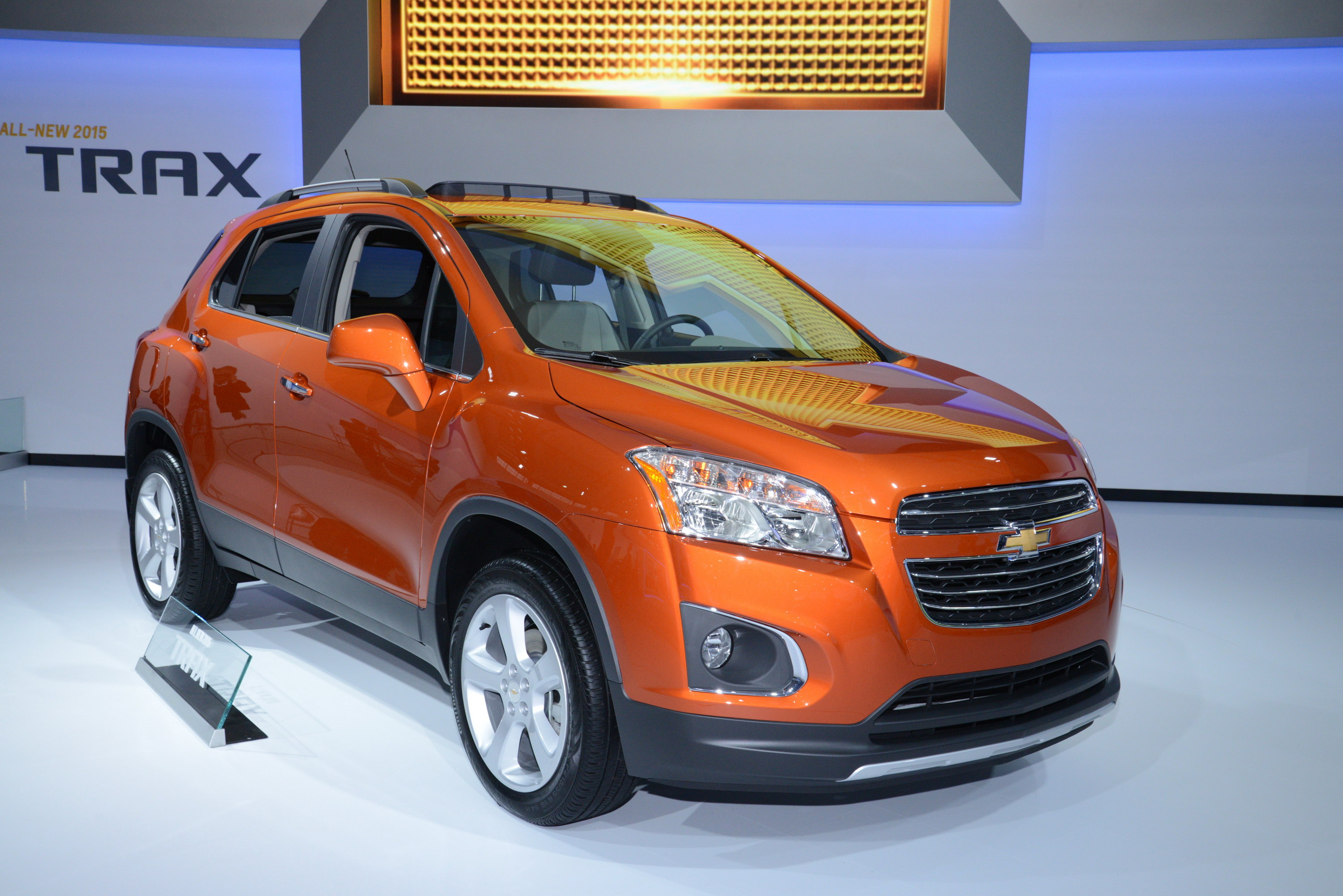 2015 Chevrolet Trax Review Top Speed