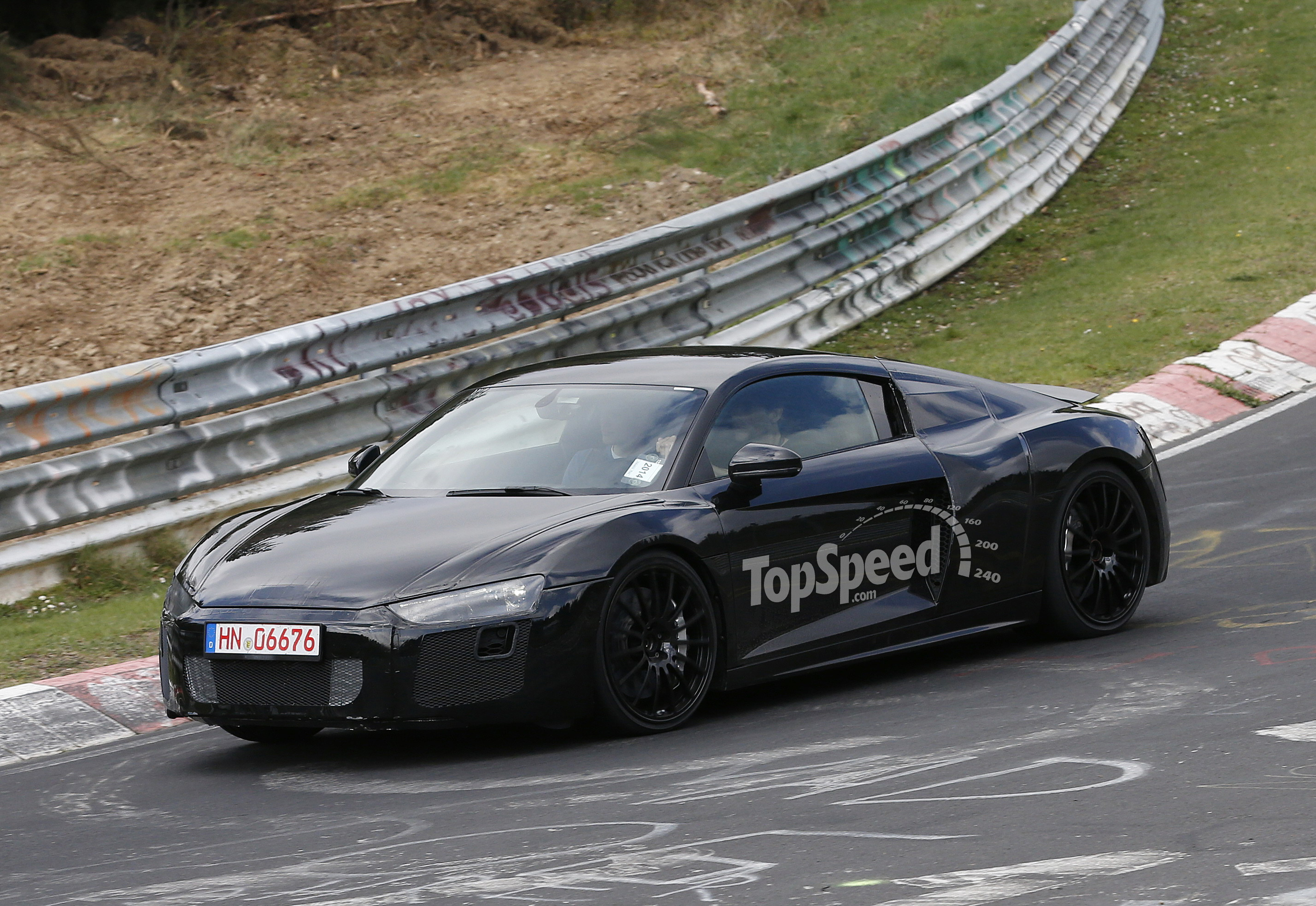 2017   2018 Audi R8 Review   Top Speed. »