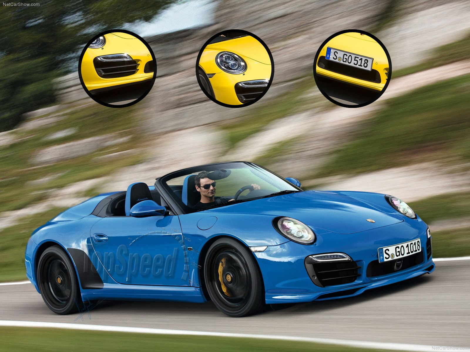 2016 Porsche 911 Speedster Pictures Photos Wallpapers