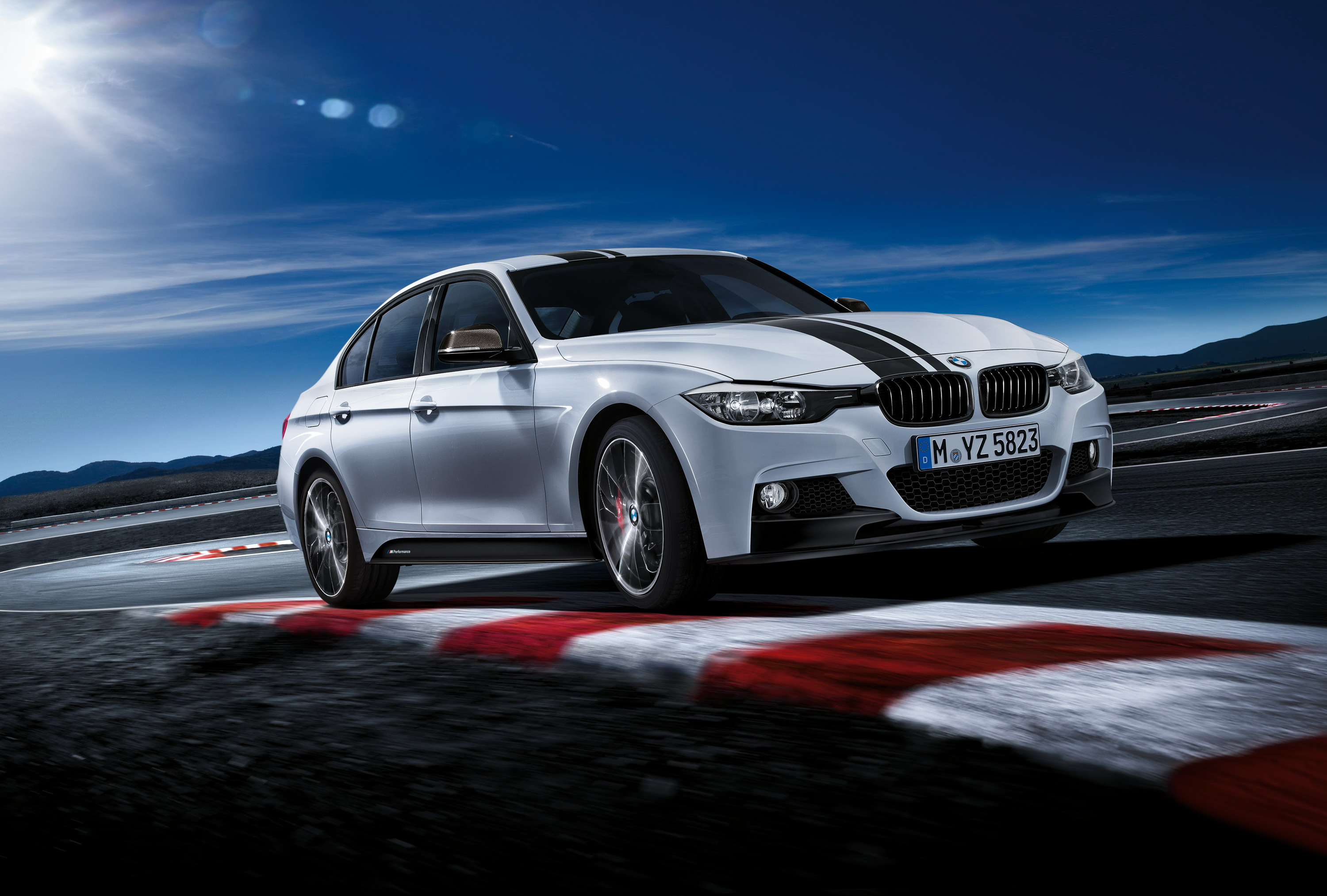 2014 Bmw 3 Series Sedan M Performance Edition Review Top
