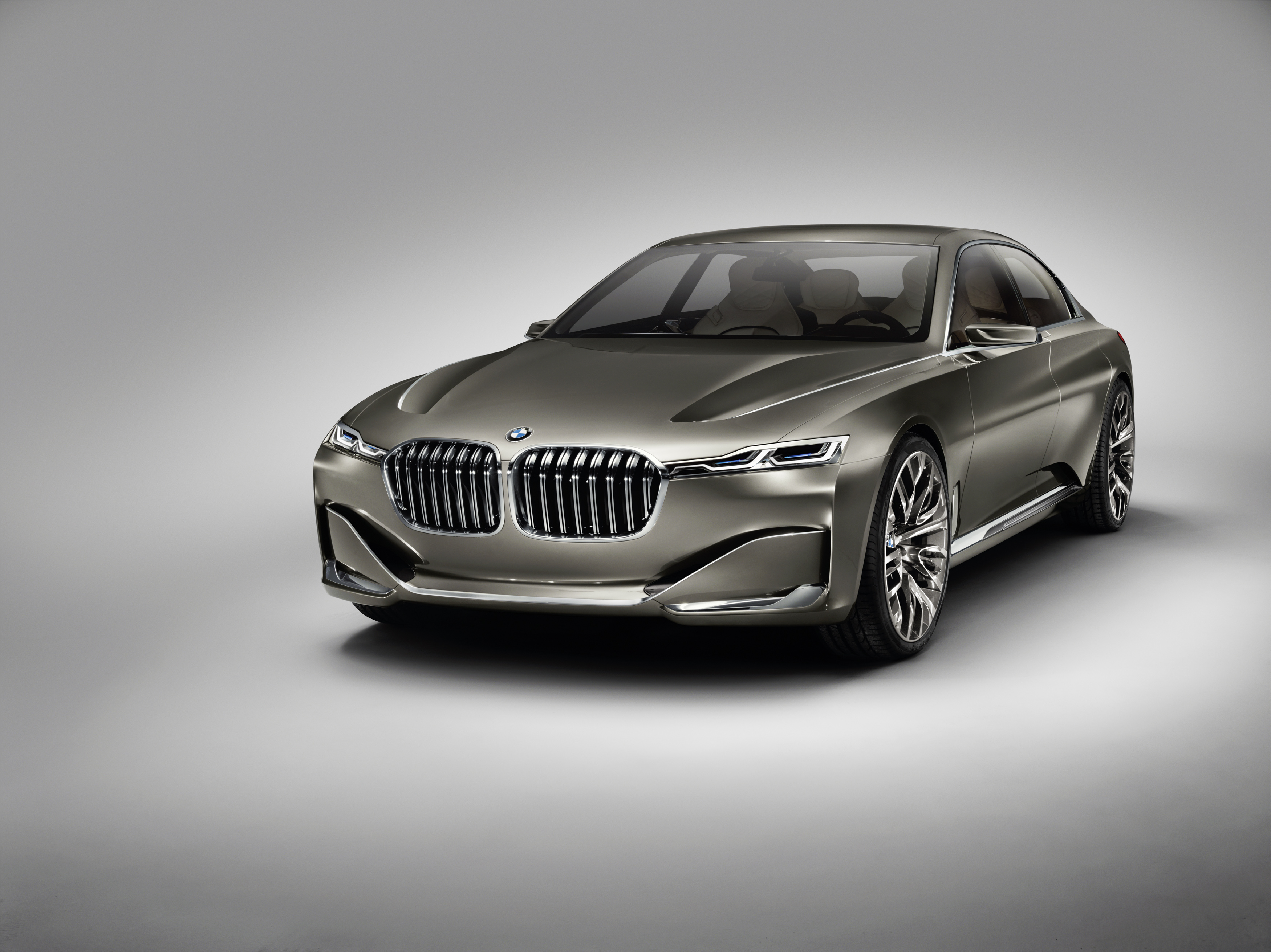 BMW I8 Top Speed >> 2014 BMW Vision Future Luxury Pictures, Photos, Wallpapers ...