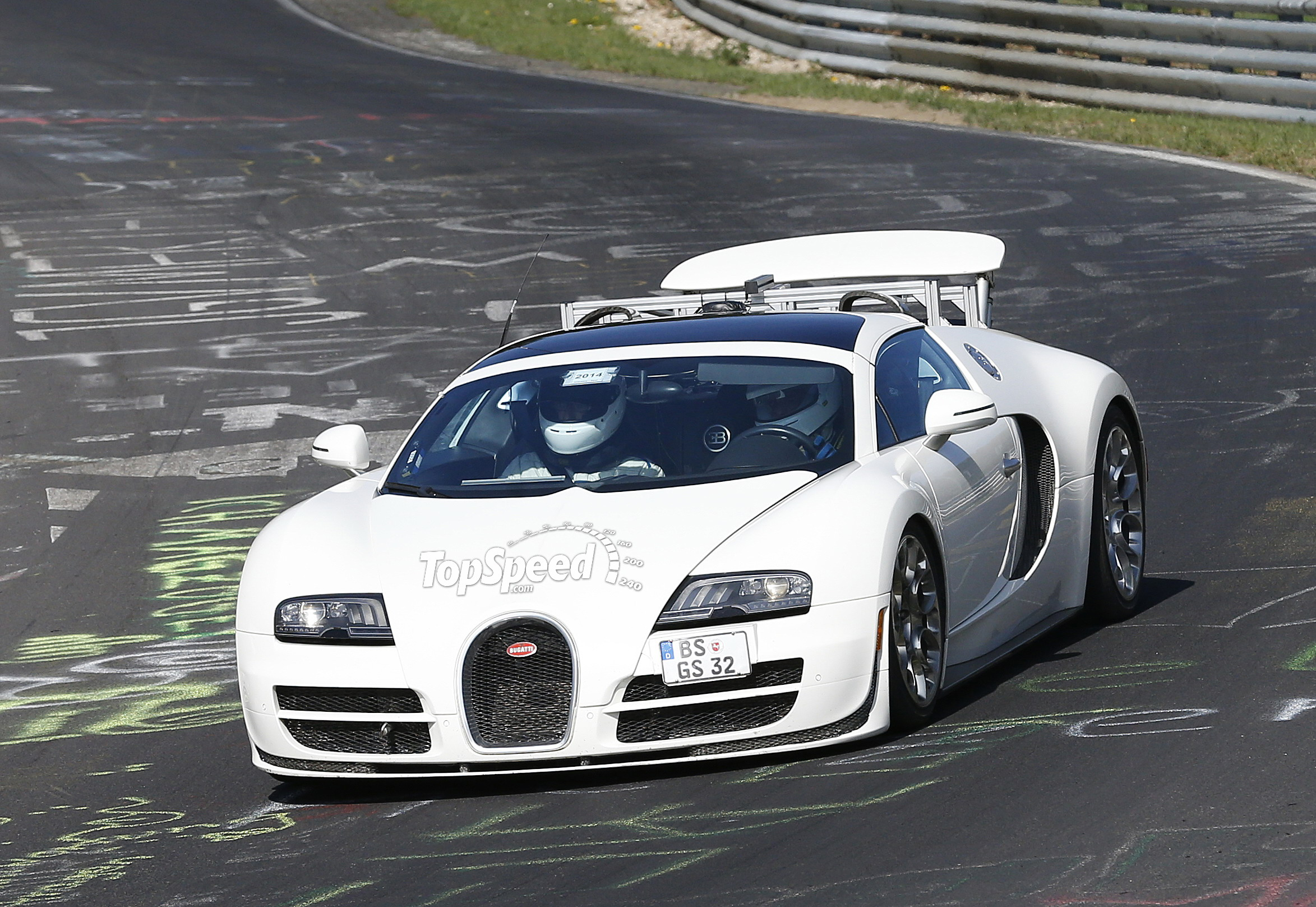 2018 Bugatti Chiron Review   Top Speed. »