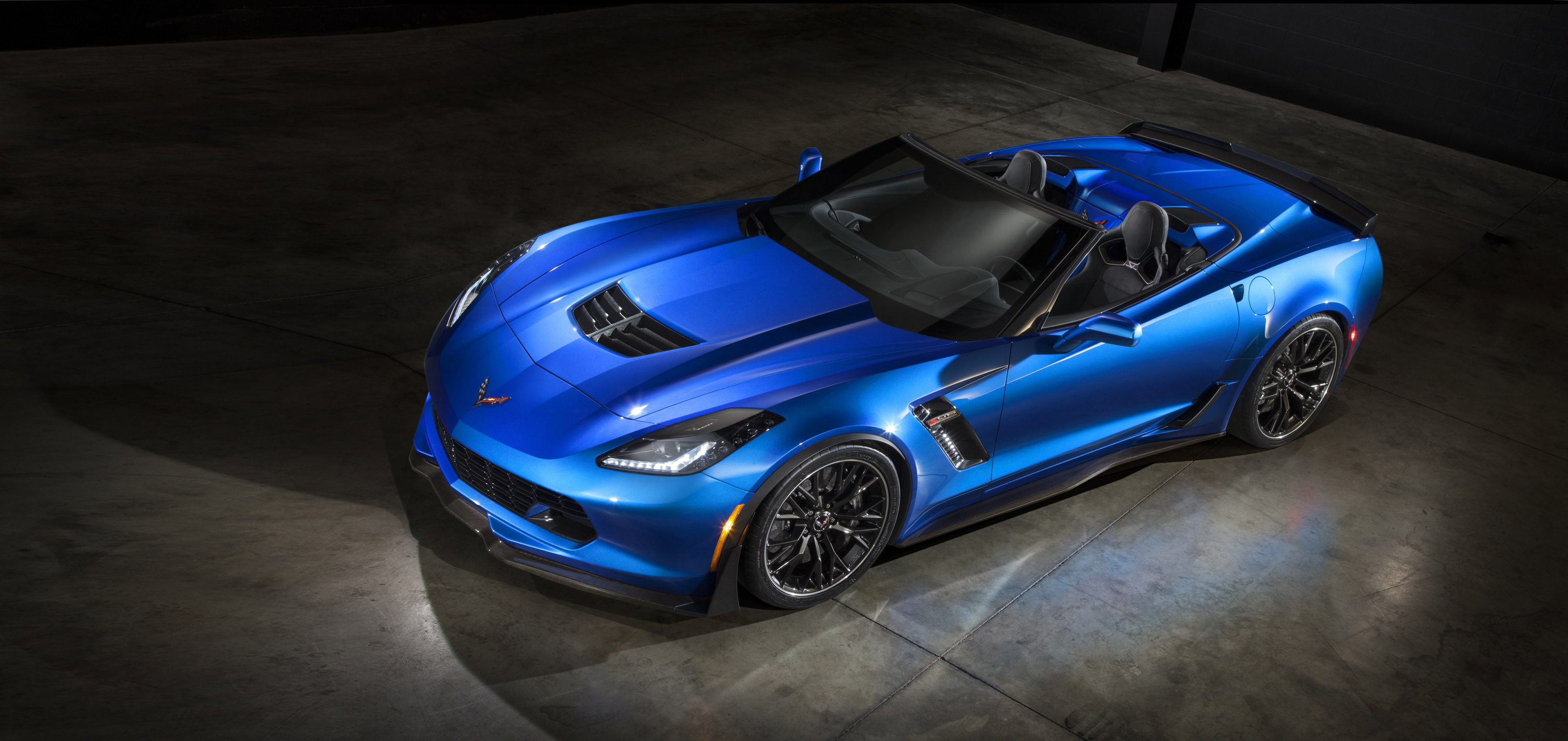2015 Chevrolet Corvette Z06 Convertible Review - Gallery - Top Speed