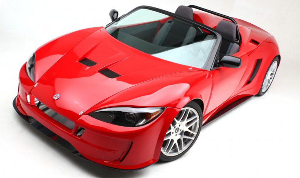 2015 Factory Five Racing 818 EV By 33 Machine And EV West Review ...