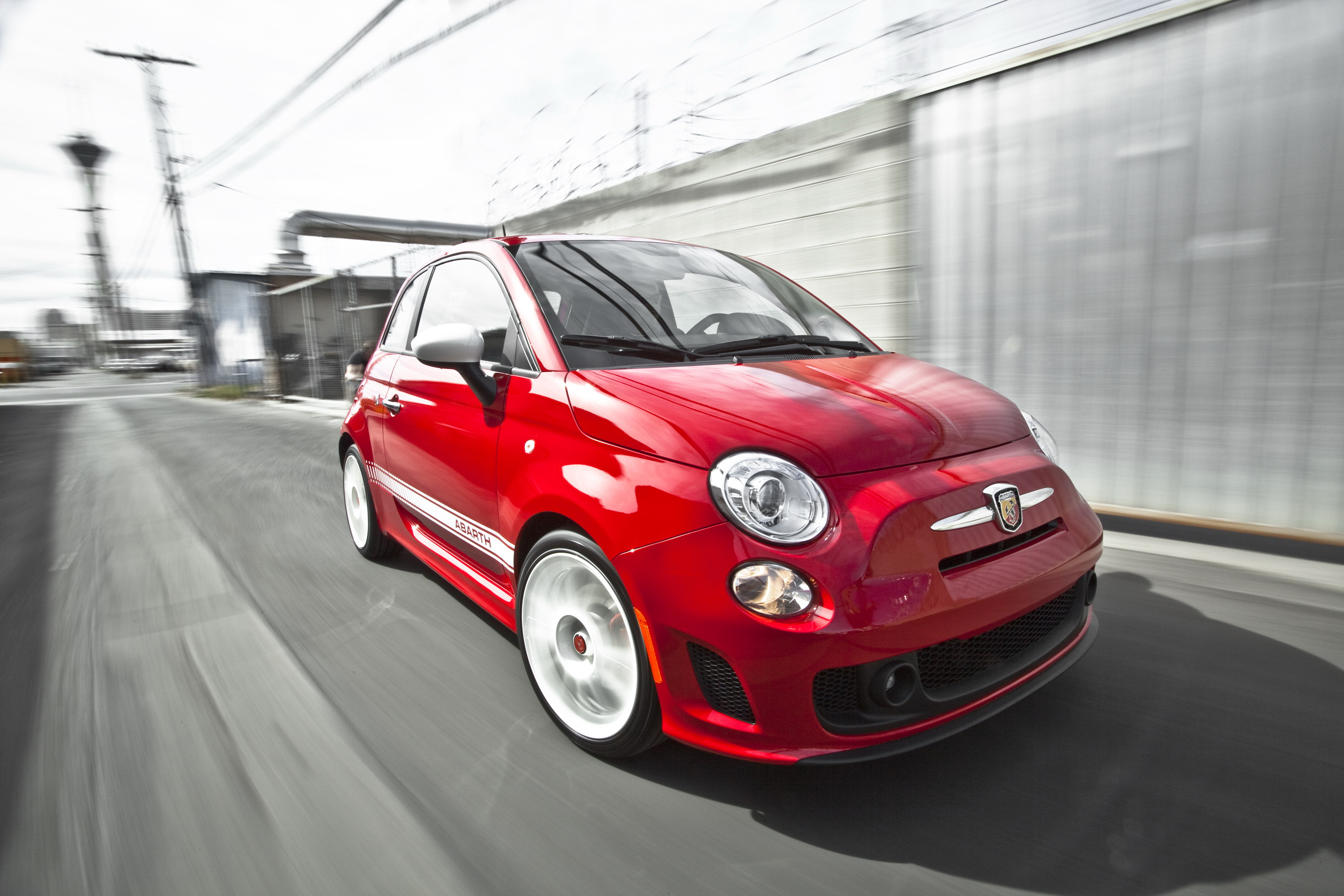 2015 fiat 500 abarth review - top speed