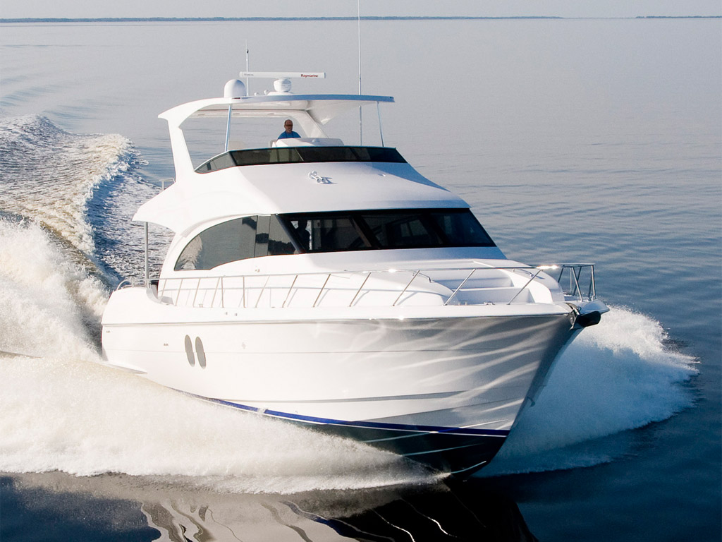2014 Hatteras 60 Motor Yacht Review Top Speed