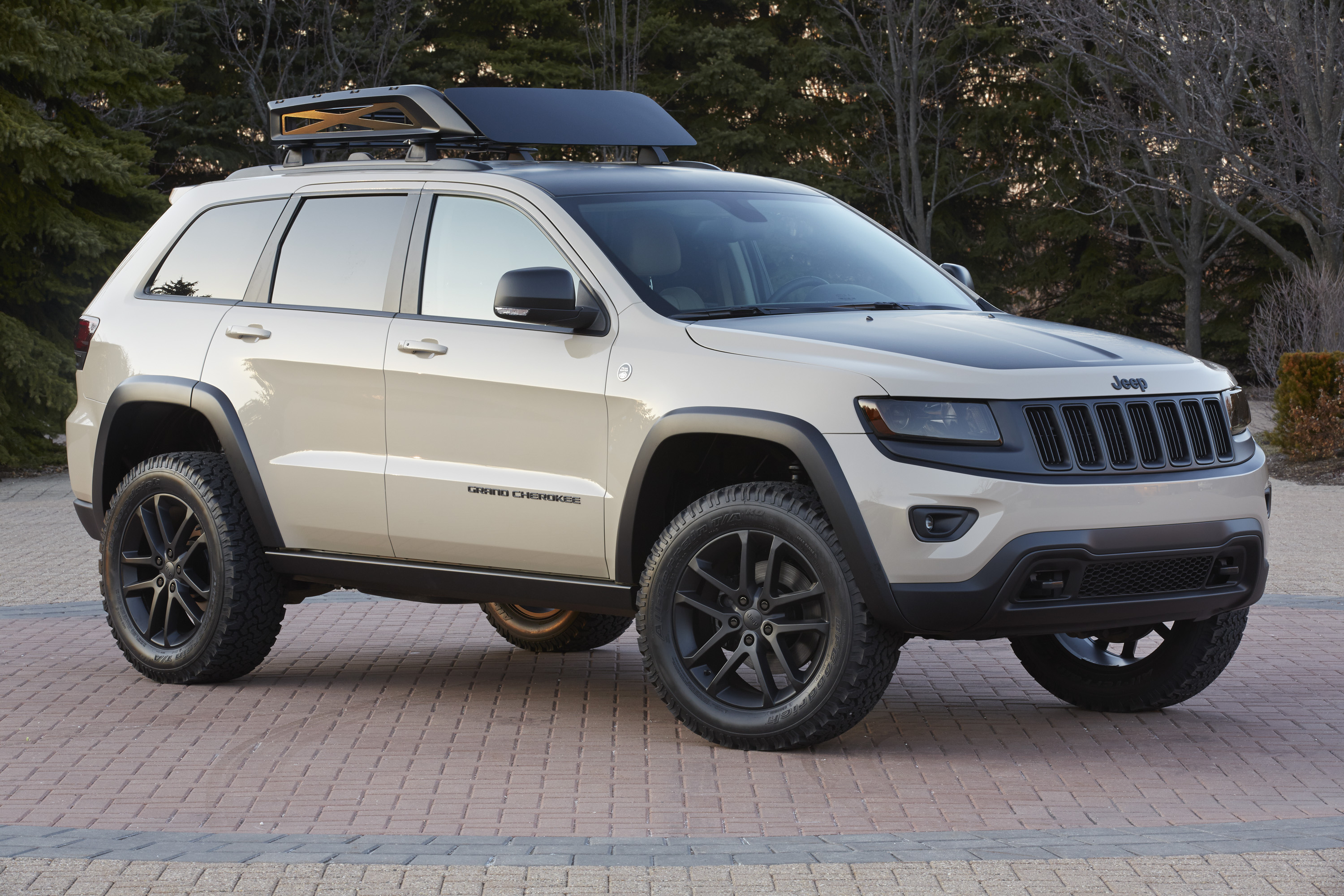 2014 Jeep Grand Cherokee EcoDiesel Trail Warrior Review ...