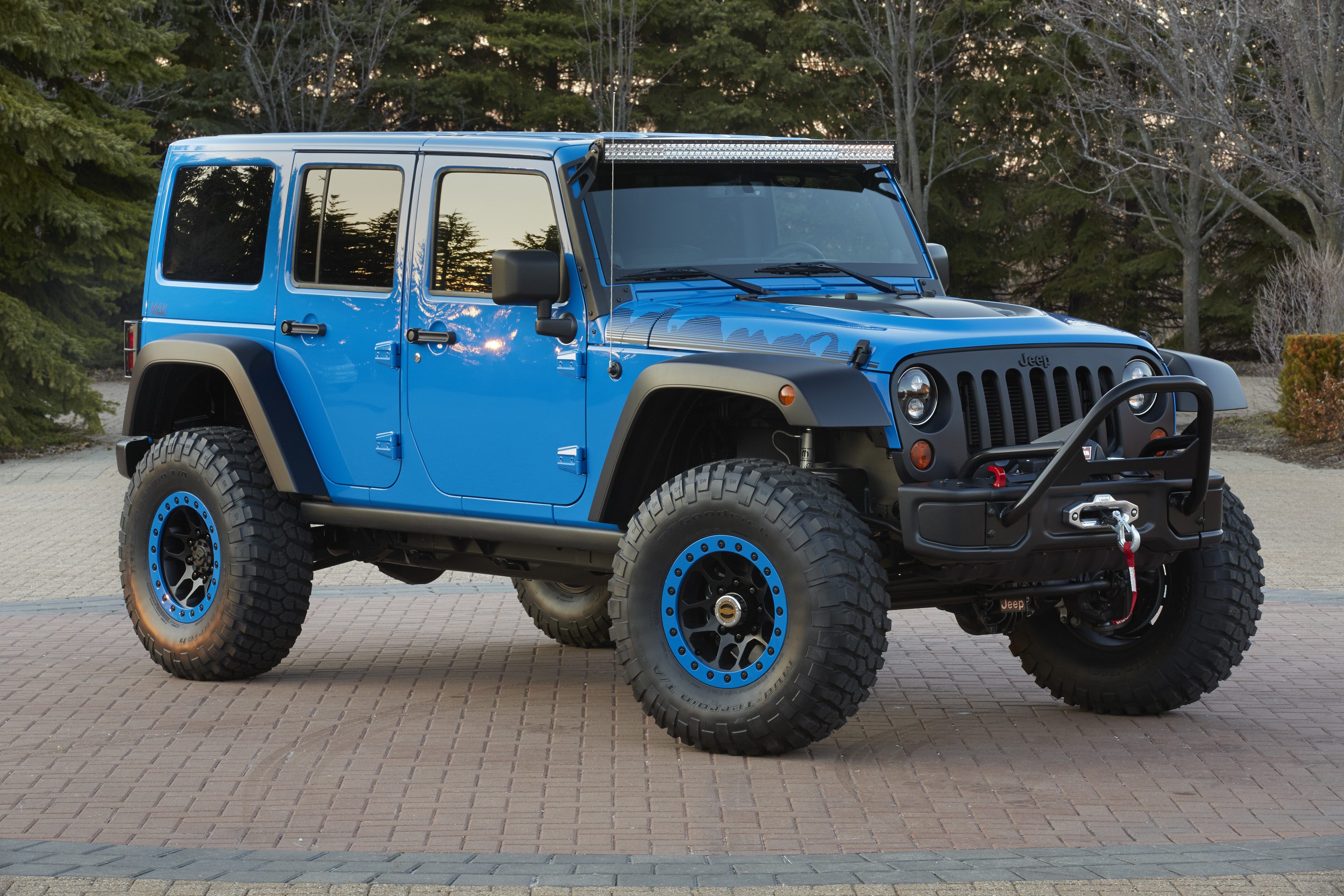 2014 Jeep Wrangler Maximum Performance Top Speed Jk With 37 Inch Tires