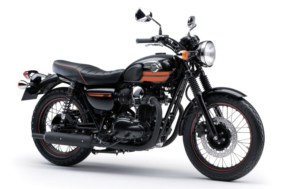 2014 Kawasaki W800 Special Edition Pictures, Photos