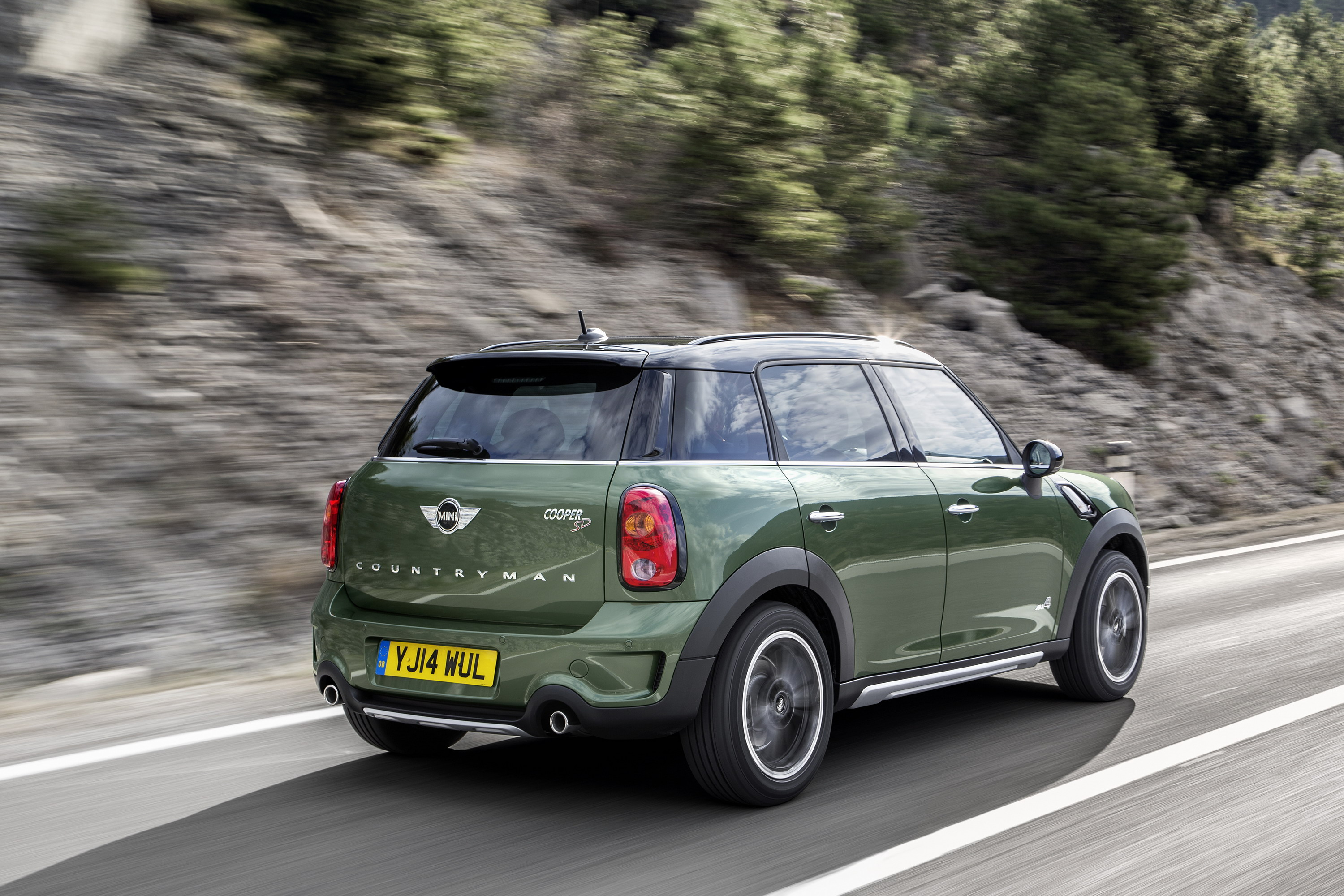 2015 Mini Countryman Top Speed