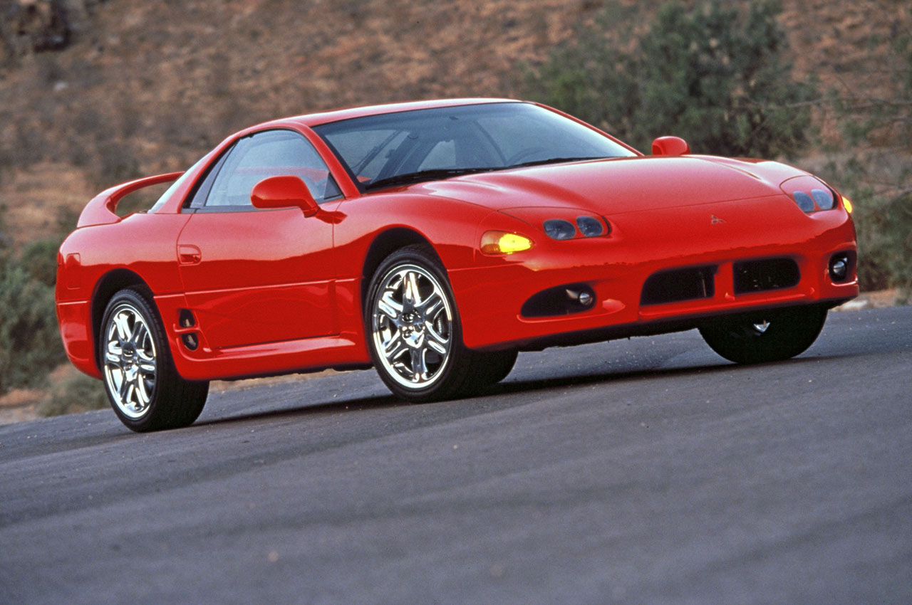Spiritual Successor To The Mitsubishi 3000GT May Return As