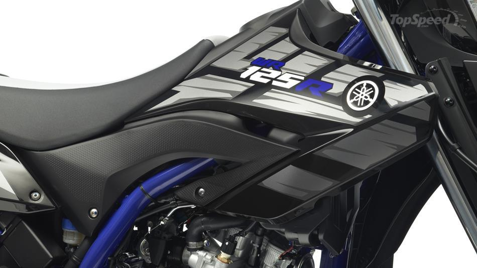 2014 yamaha wr125r picture 550515 motorcycle review. Black Bedroom Furniture Sets. Home Design Ideas