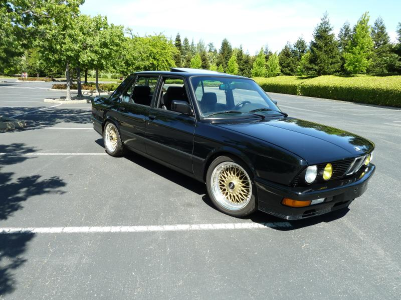 for sale 1988 bmw m5 with s54 engine swap picture doc552263. Black Bedroom Furniture Sets. Home Design Ideas